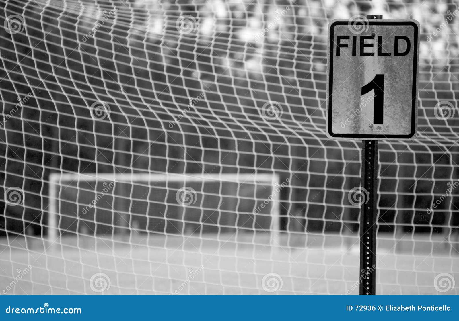 1 ποδόσφαιρο πεδίων