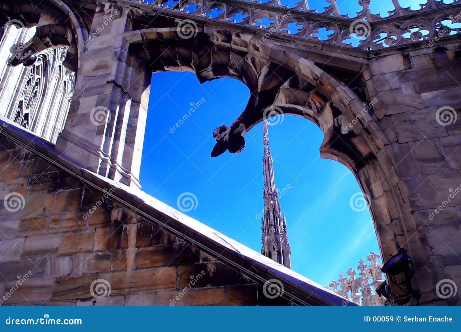 1 στέγη καθεδρικών ναών