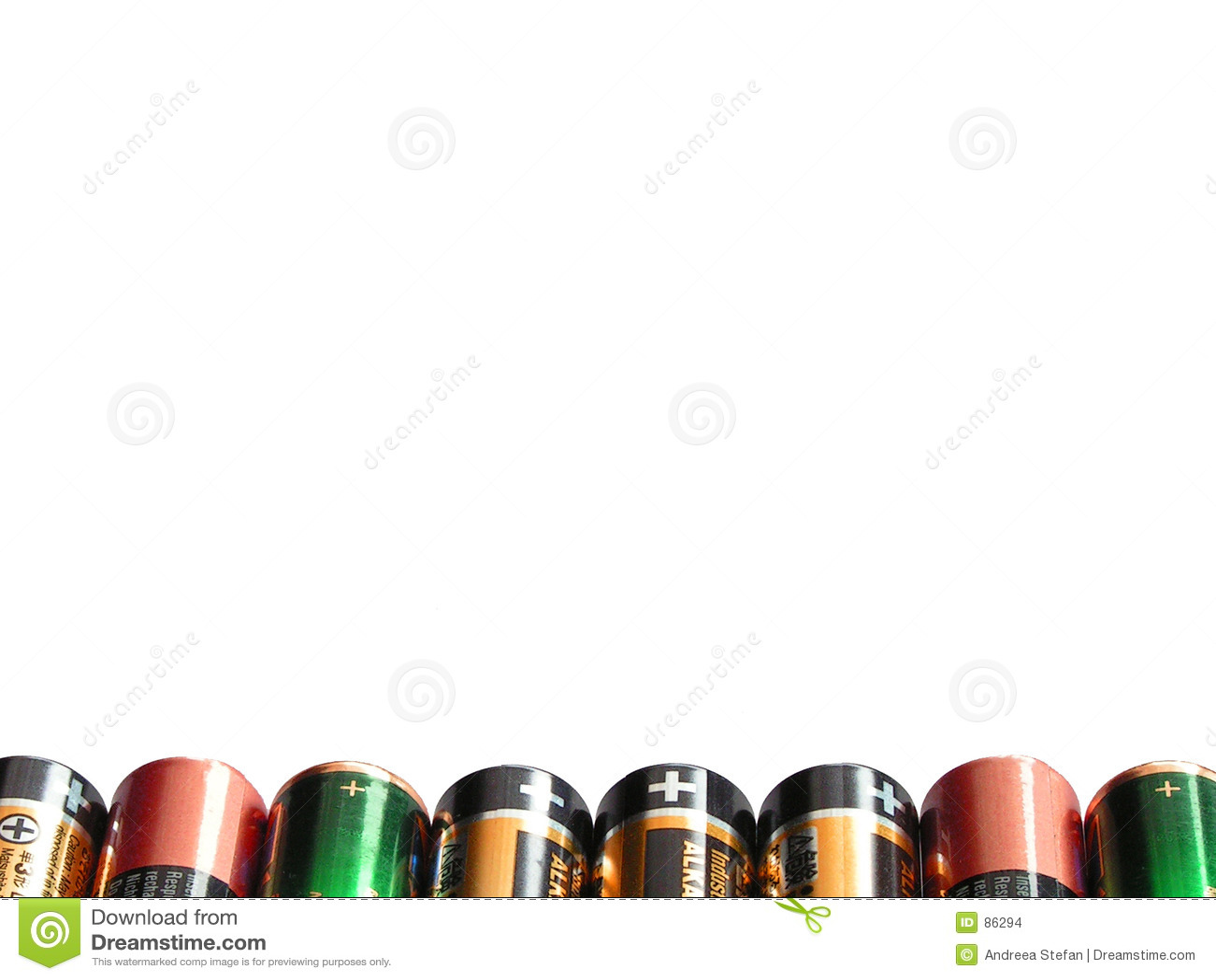 1 батарея предпосылки