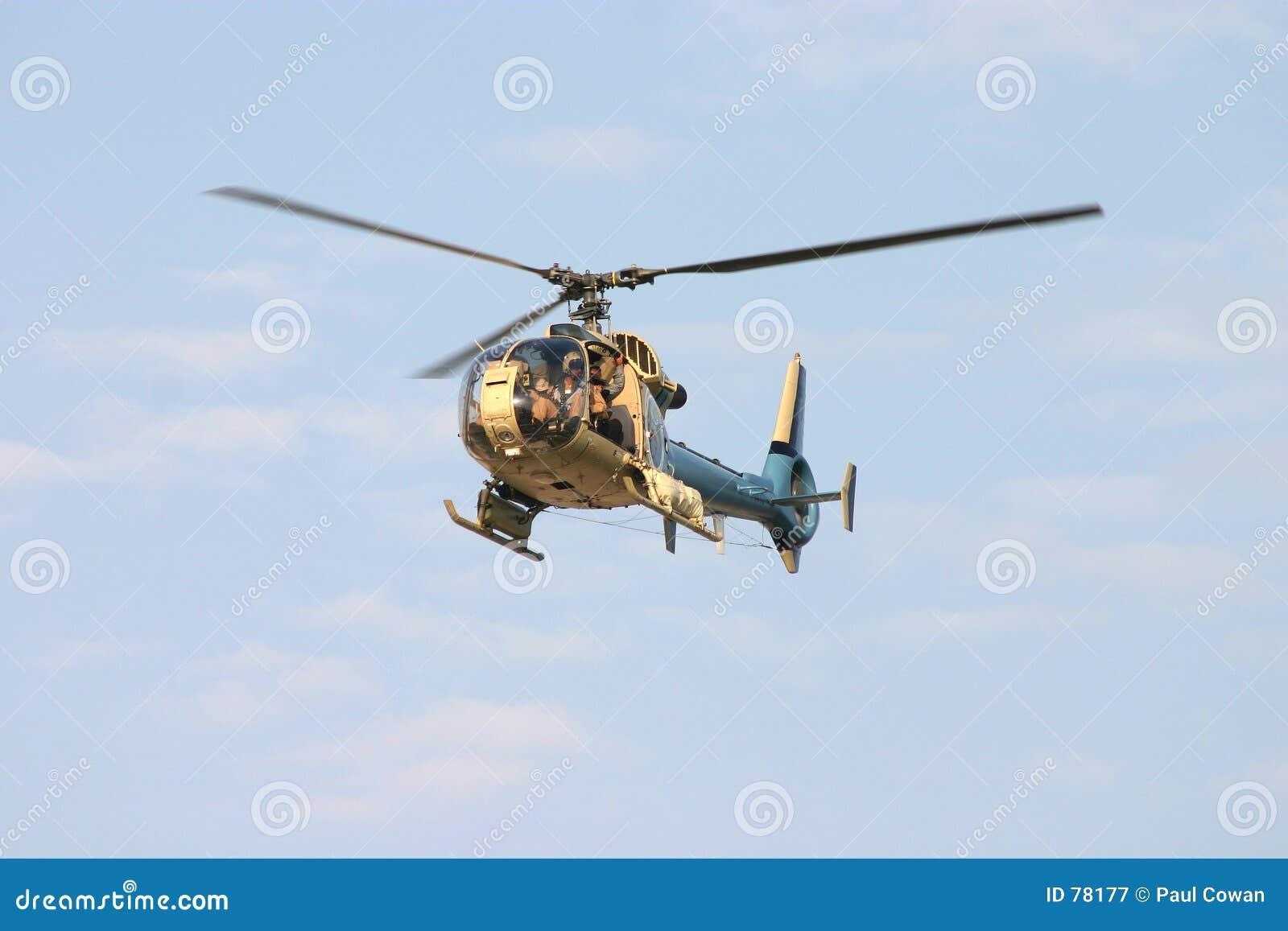 1 вертолет