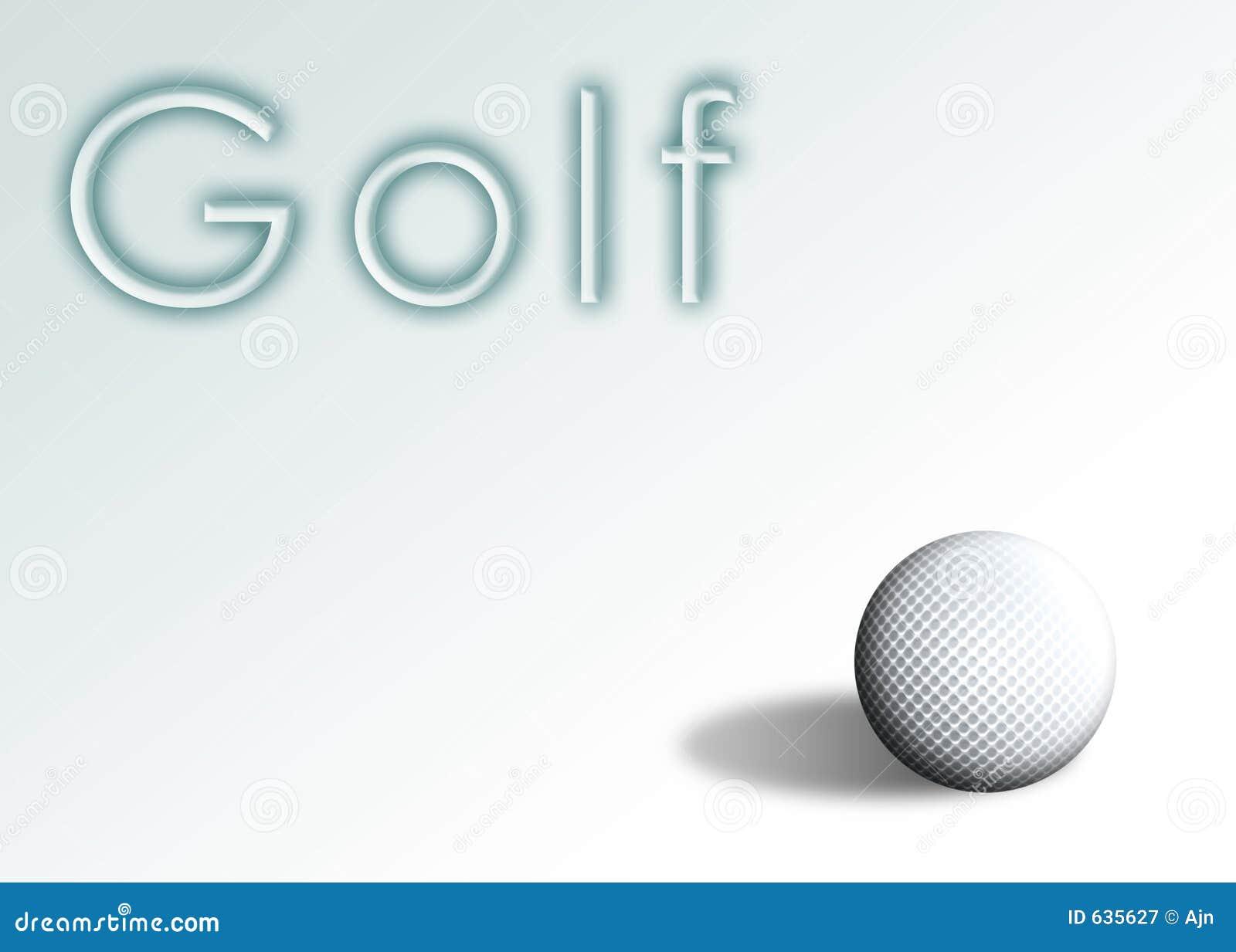 Download 1 гольф иллюстрация штока. иллюстрации насчитывающей утюг - 635627