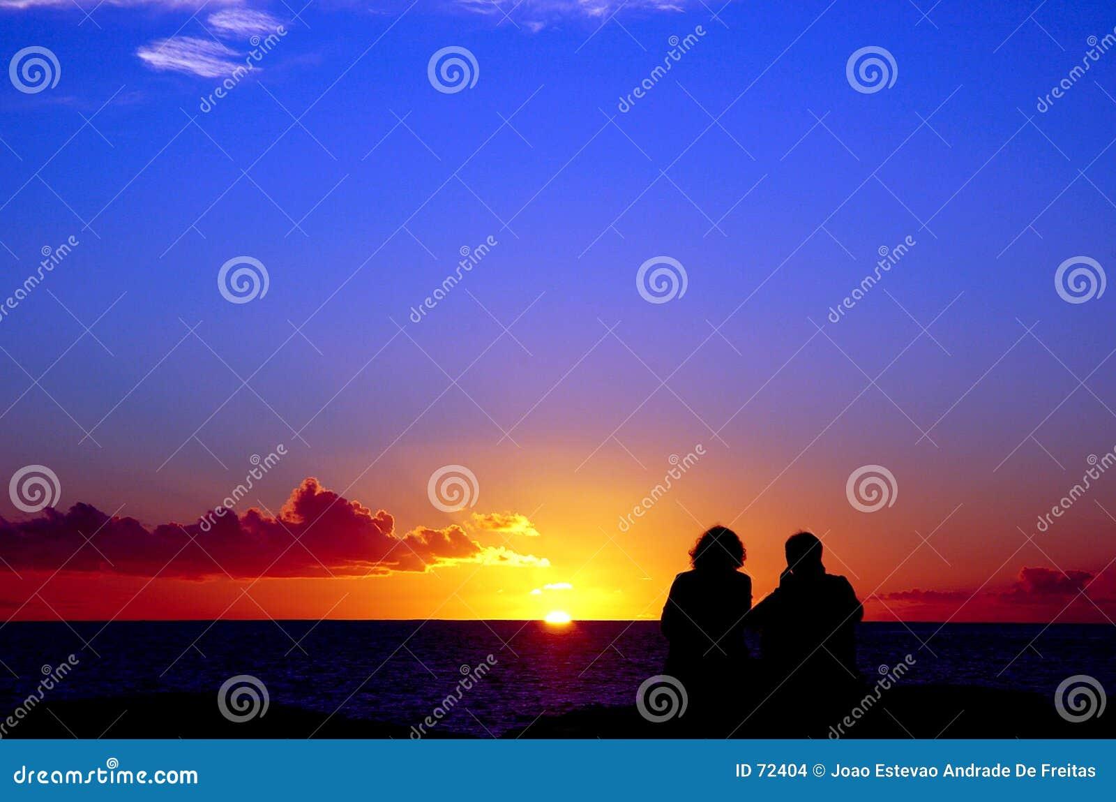 1 заход солнца любовников