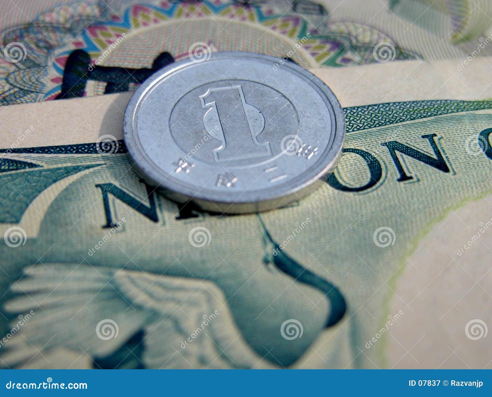 1 иена