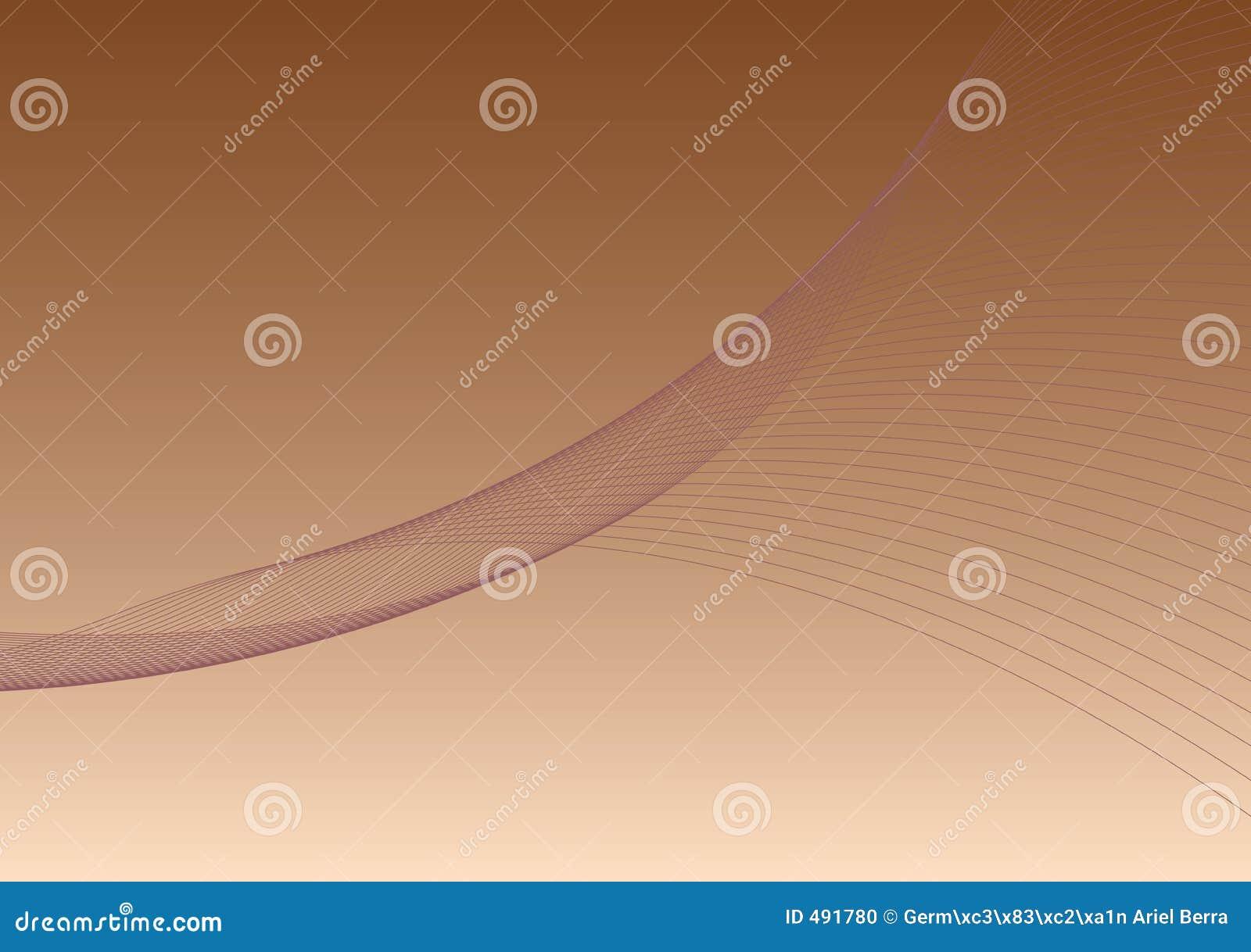 1 коричневый цвет предпосылки