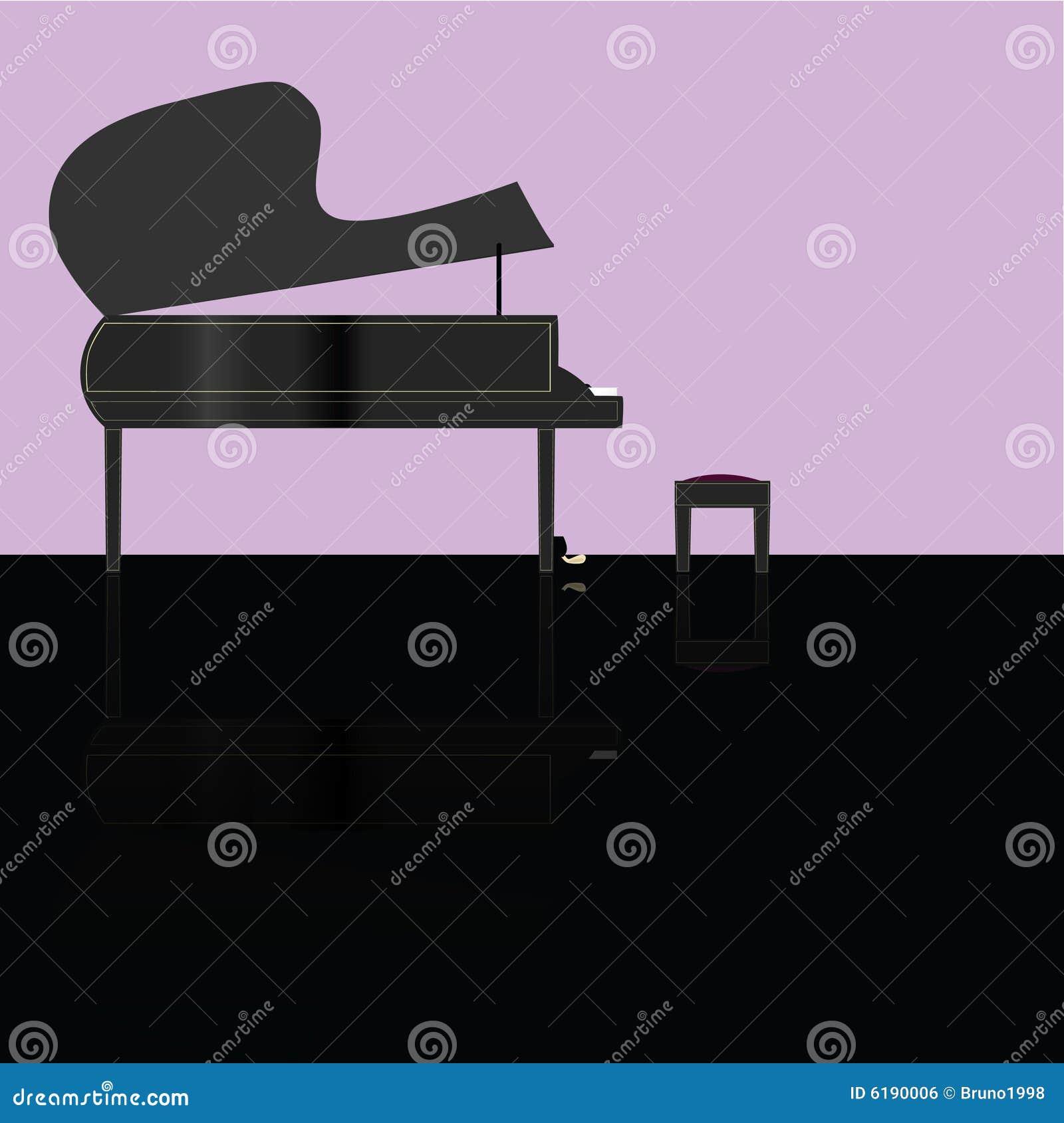 1 рояль
