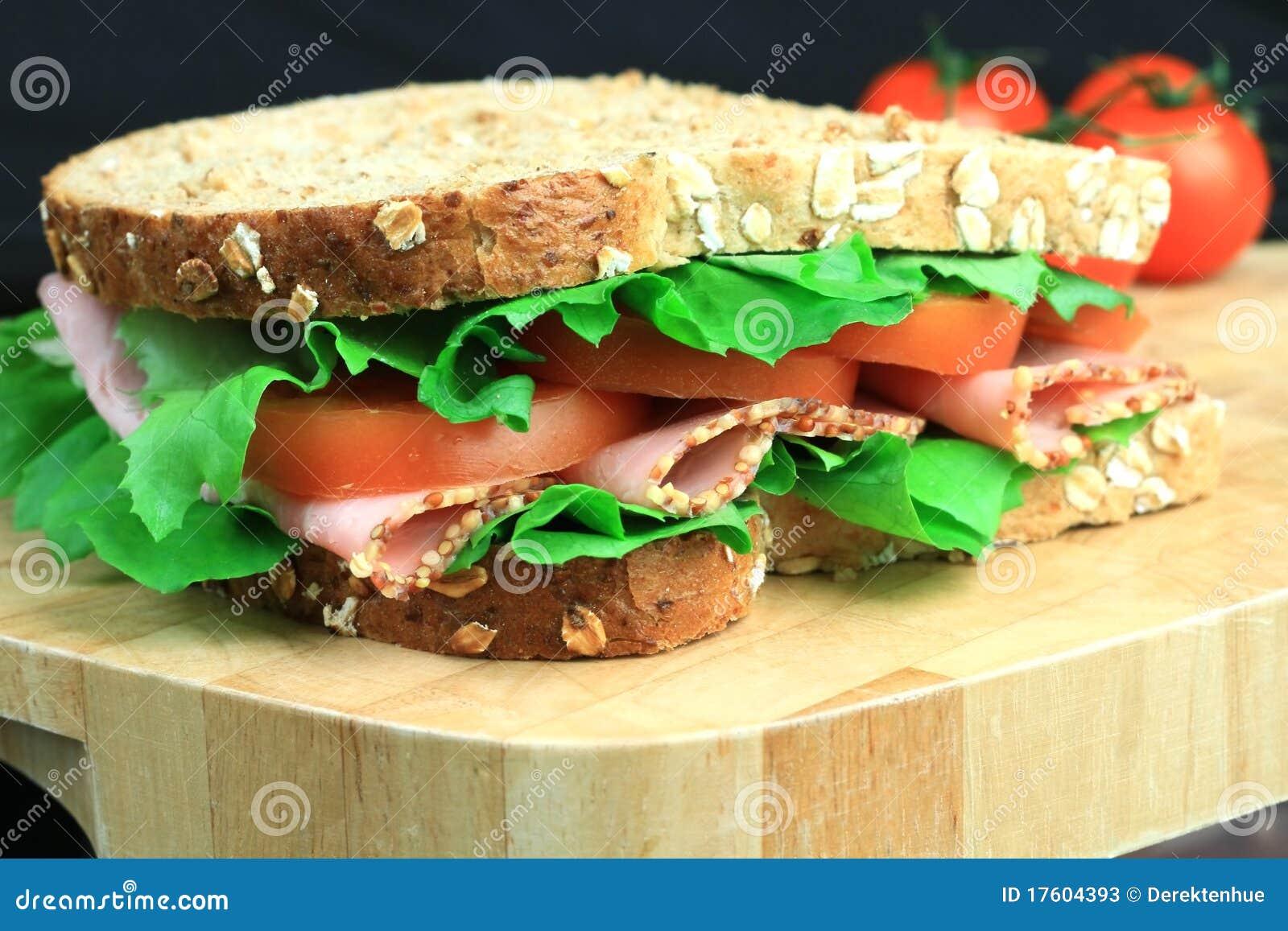 1 сандвич еды