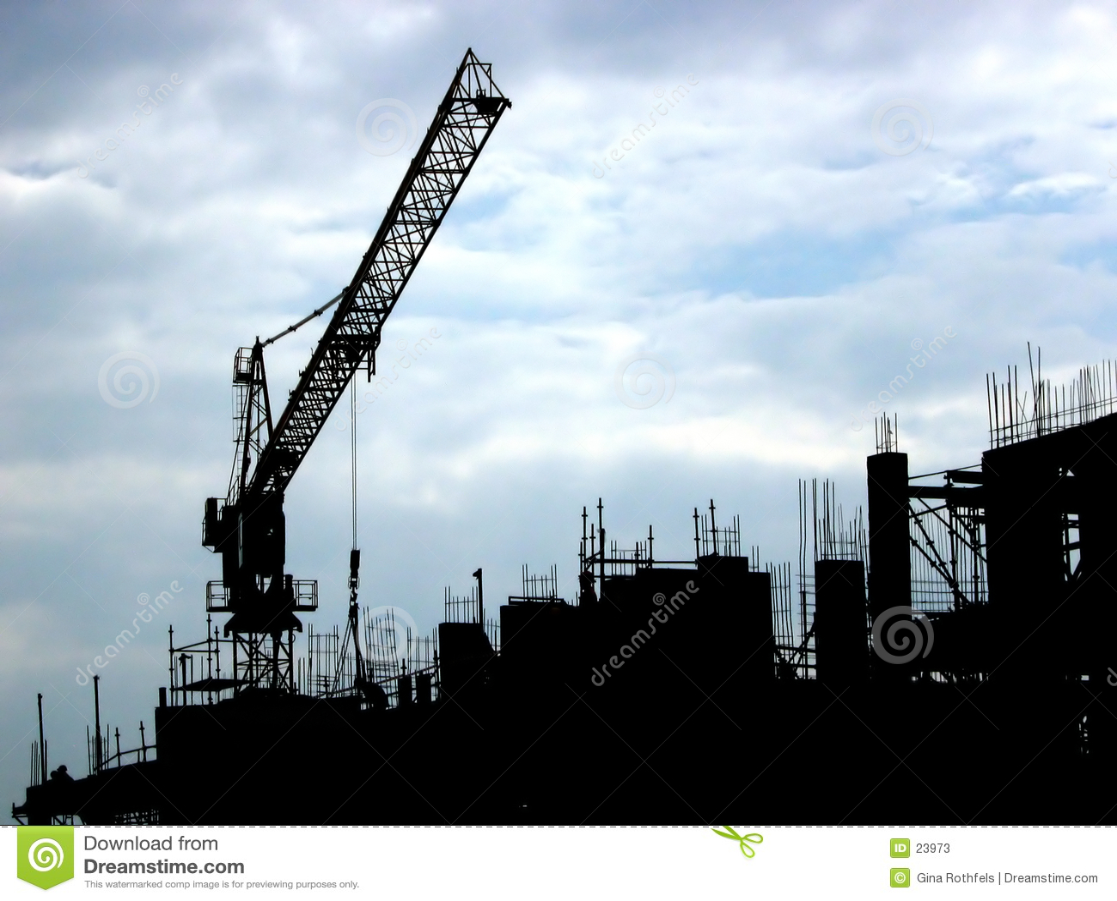 1 строительная площадка