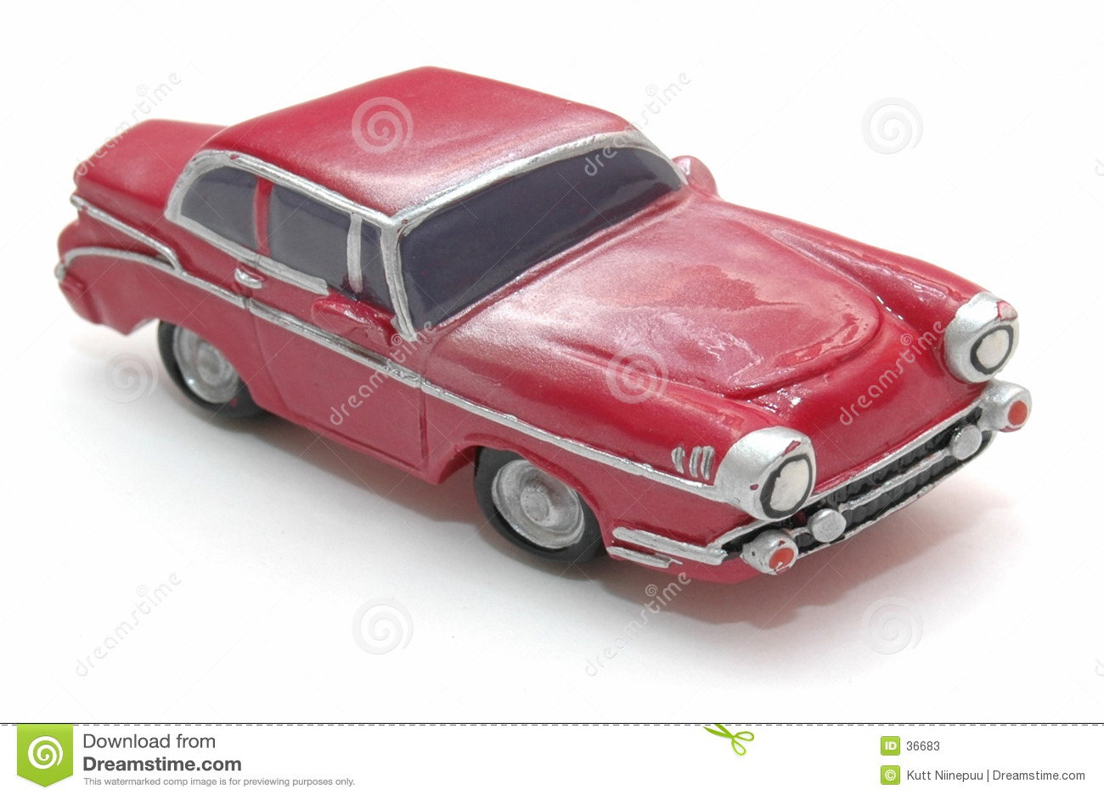 1个汽车玩具