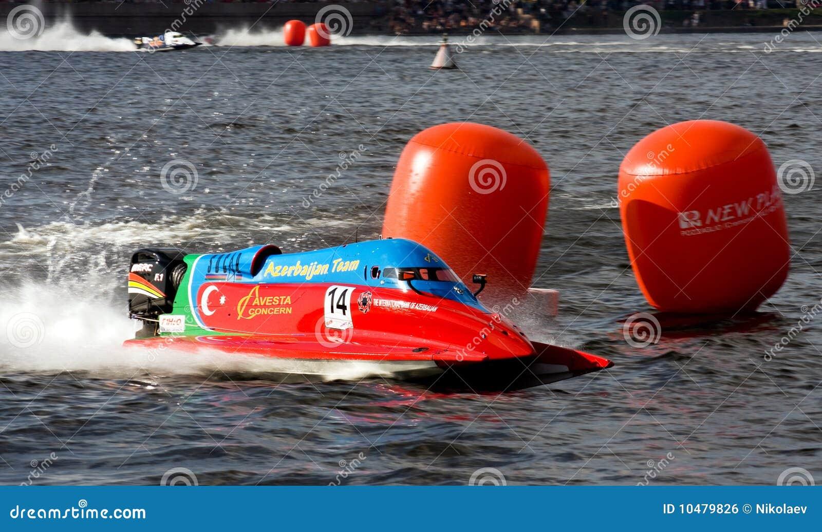 1 2009 mondes de hors-bord de formule de championnat