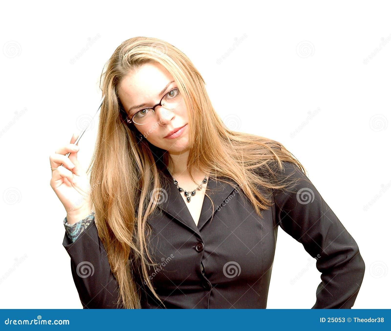 1 affärskvinna