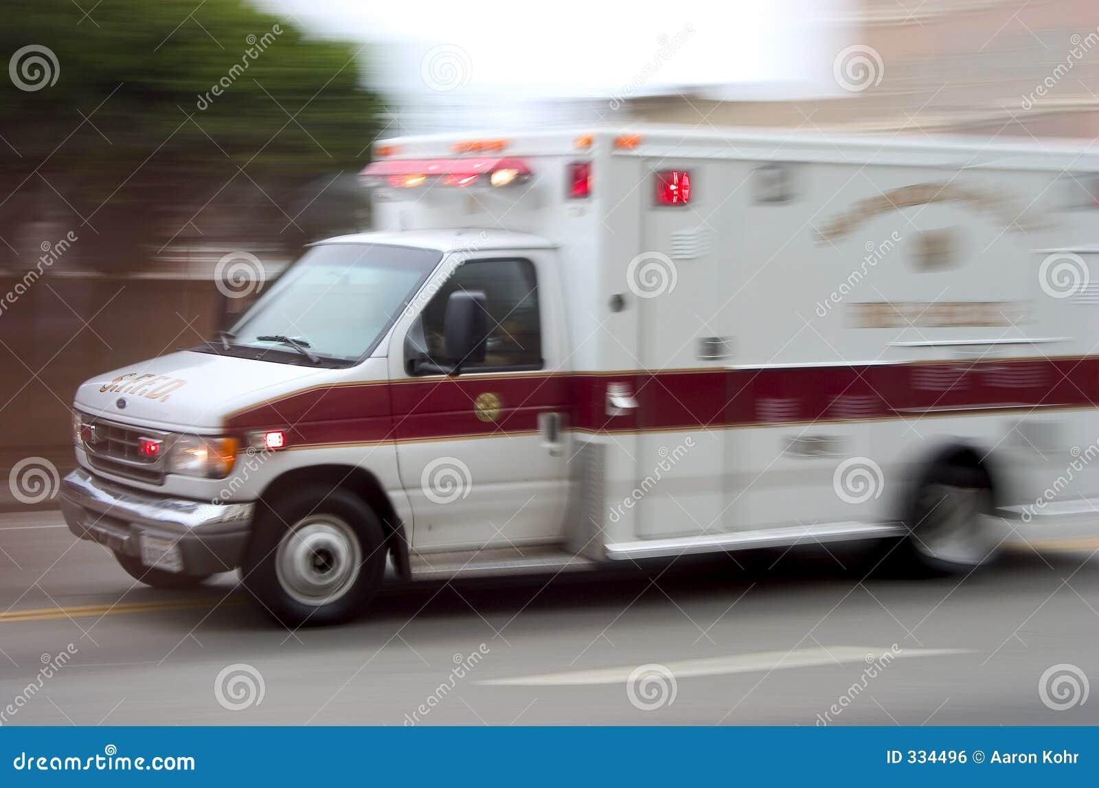 1 ambulans