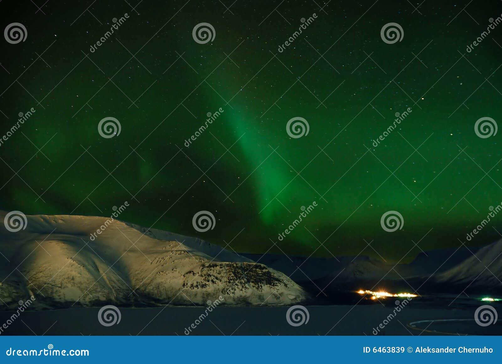 1 aurory borealis