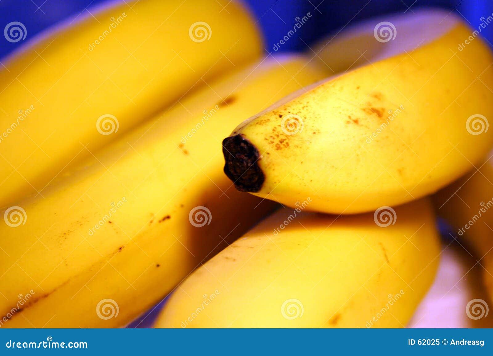 1 banan tło