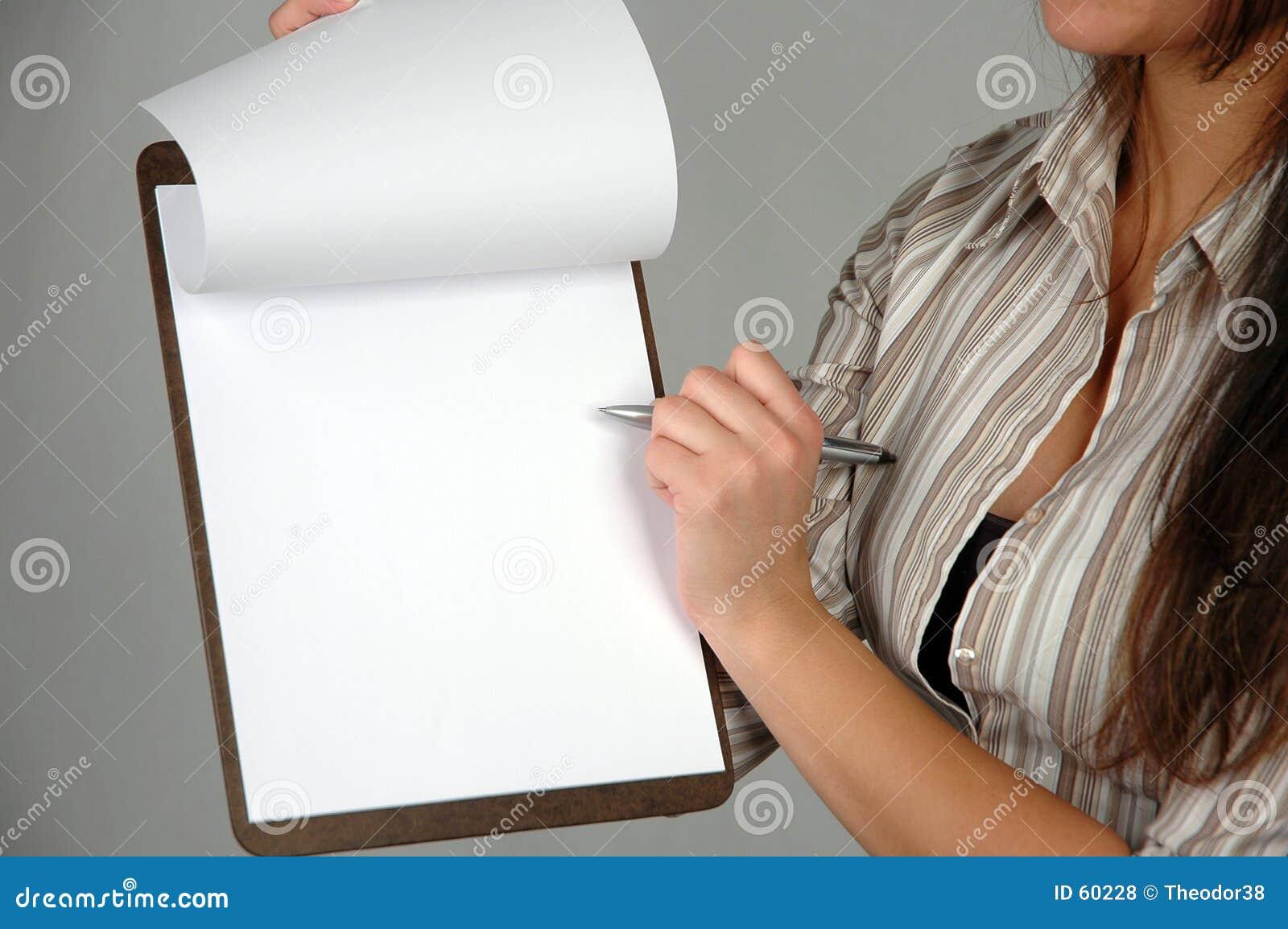 1 bizneswomanu dokumentów