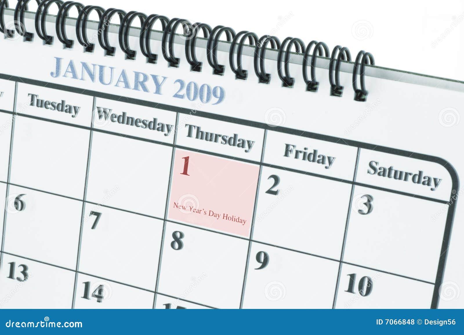 1 de enero