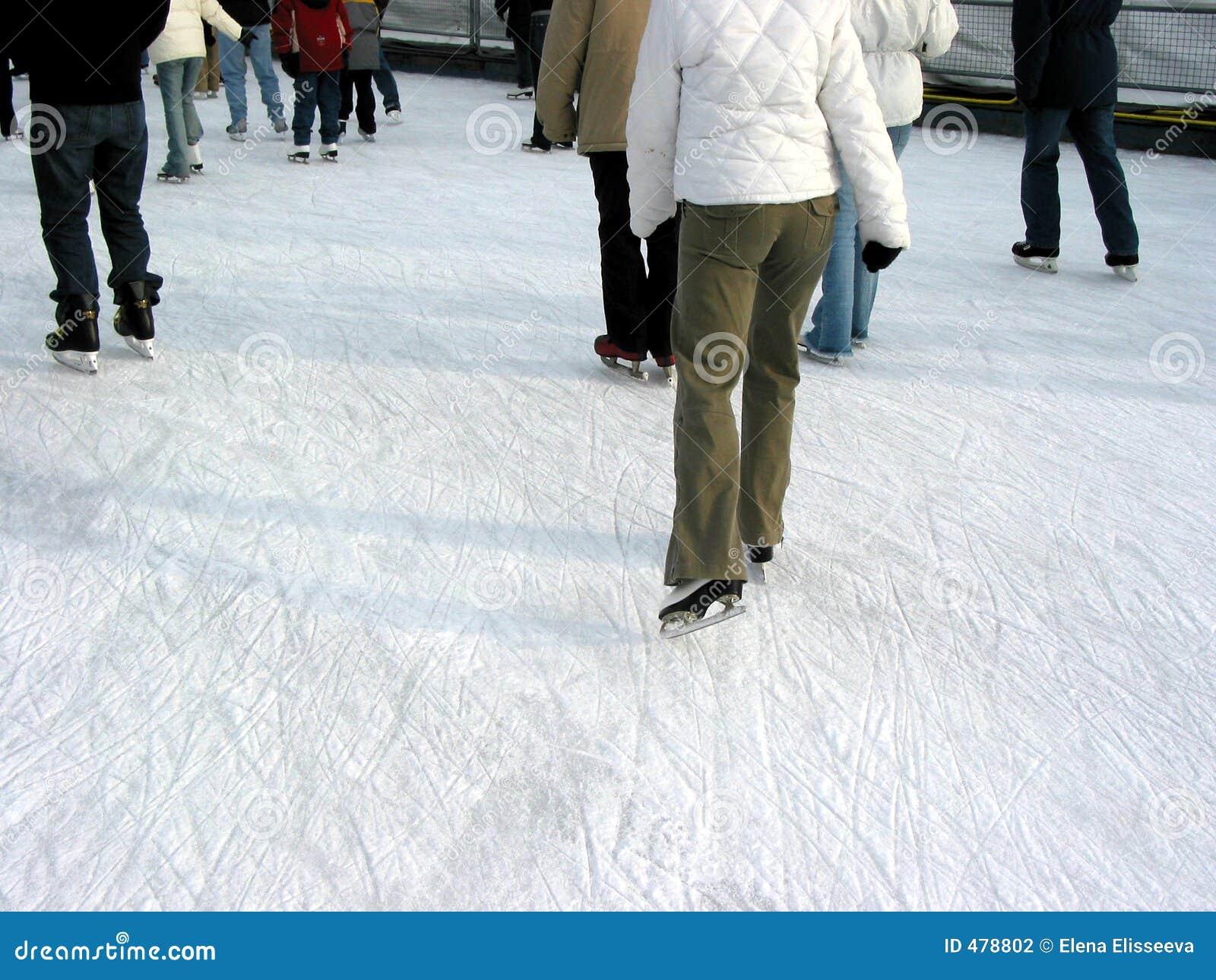 1 de patinage