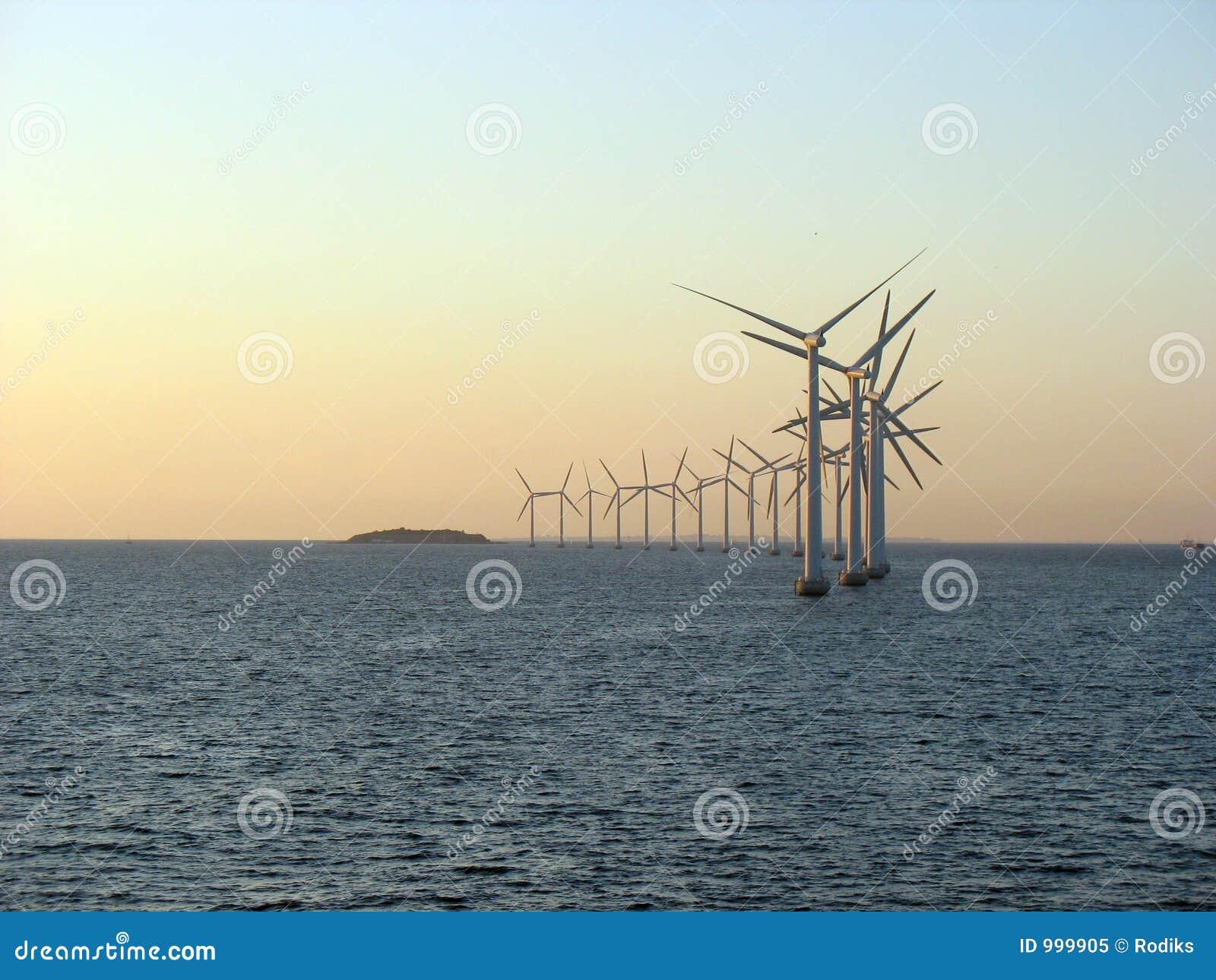1 frånlands- windfarm