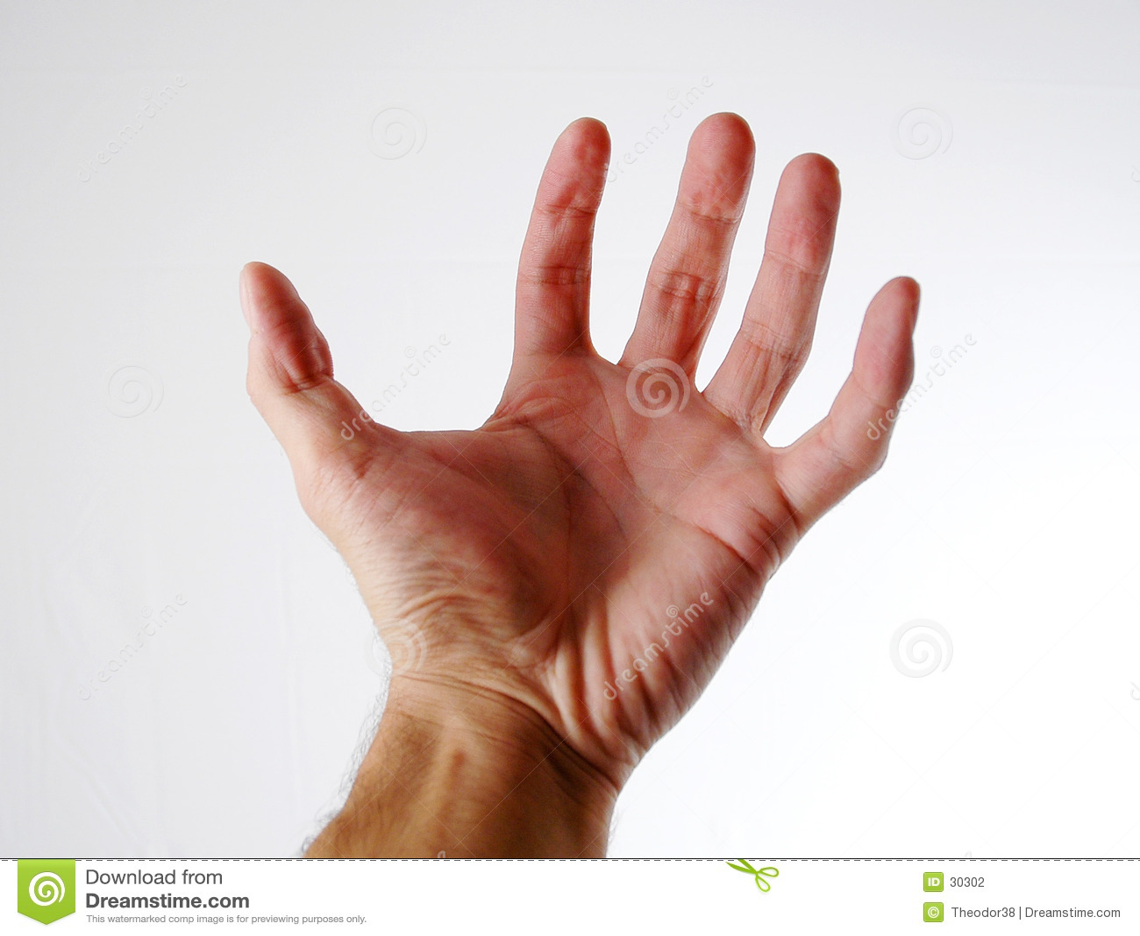 1 hand