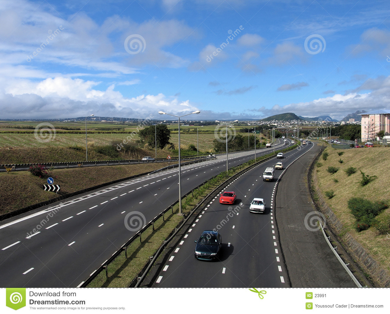 1 huvudväg