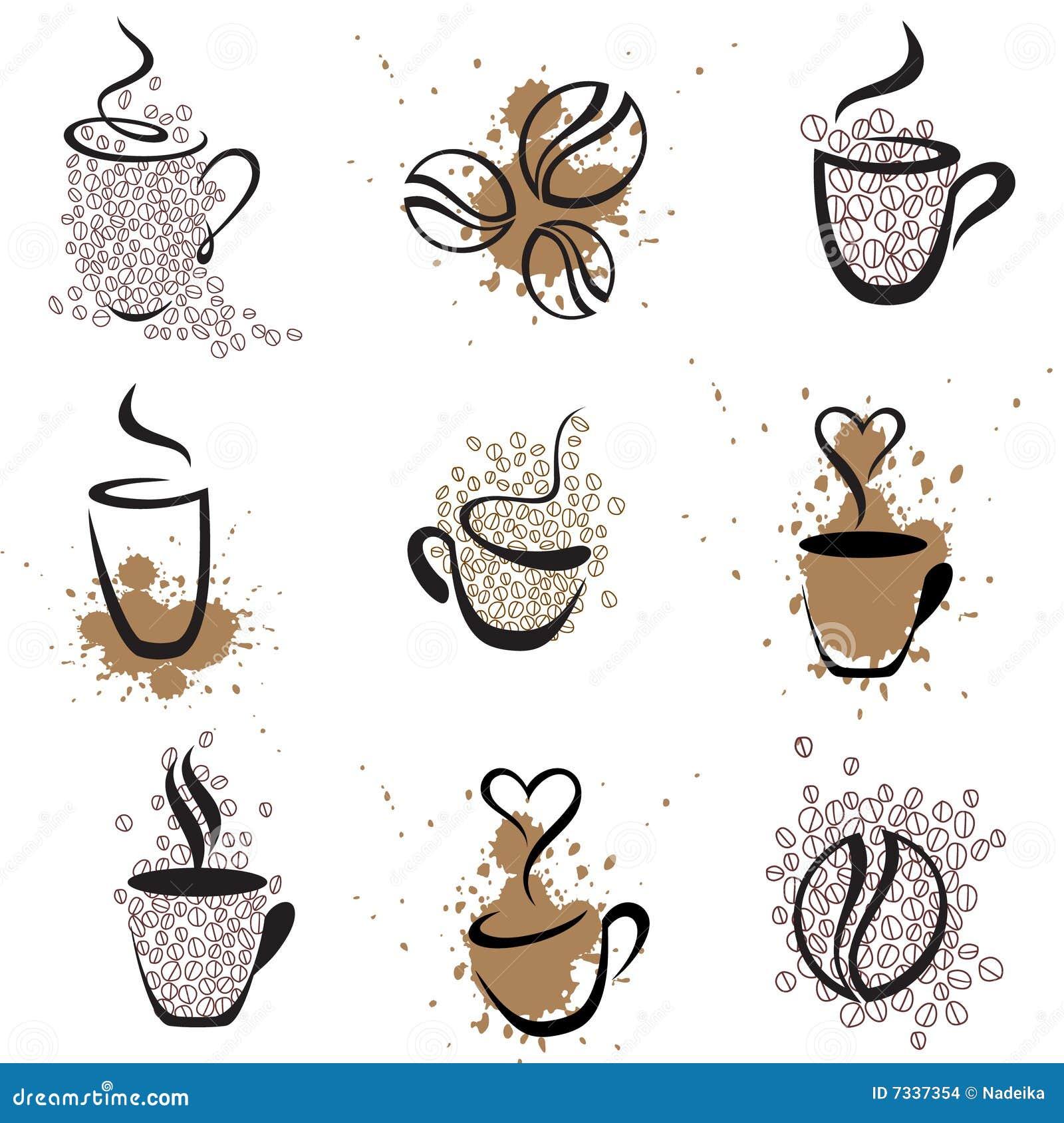(1) kawowy set