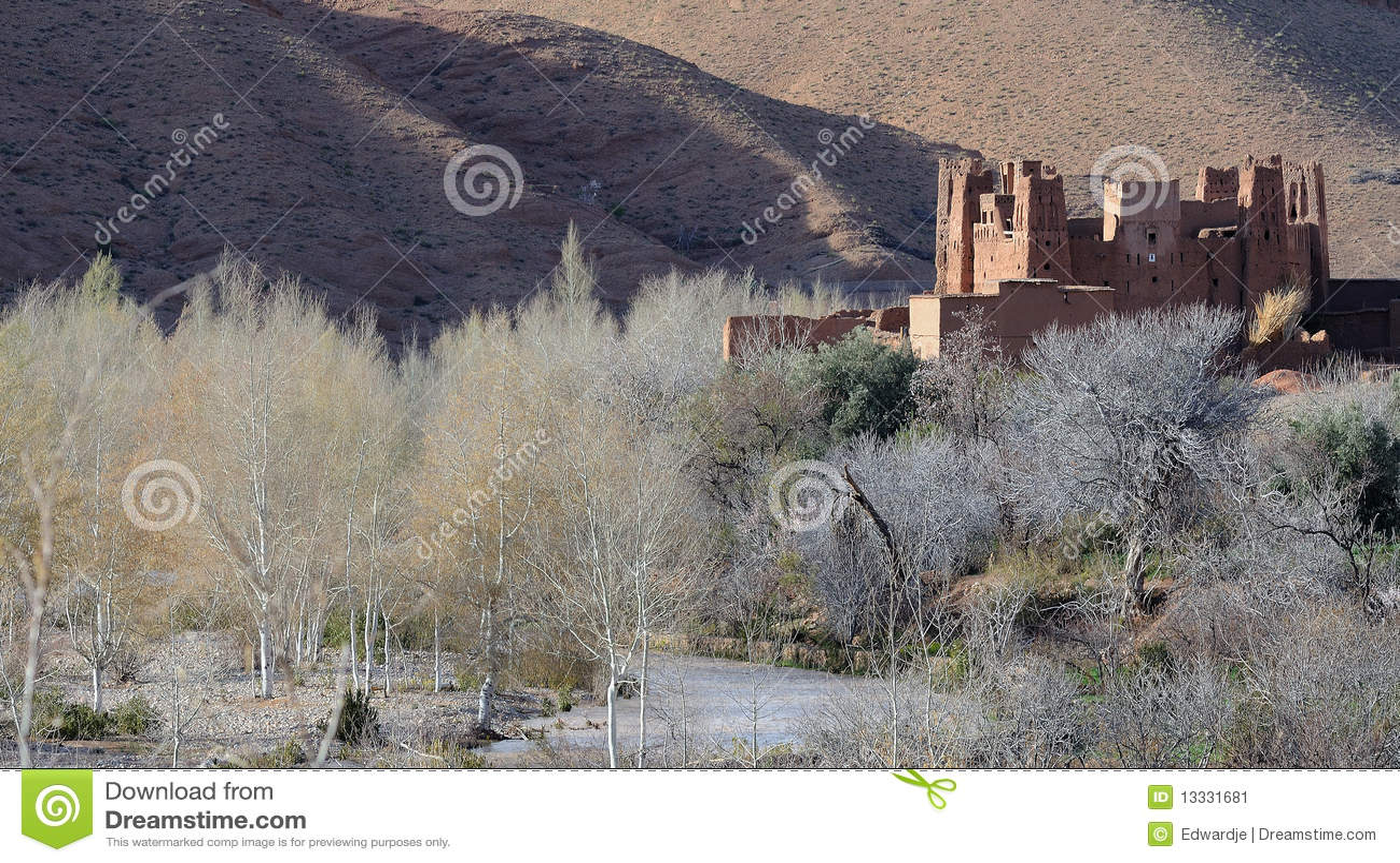 (1) krajobrazowy moroccan