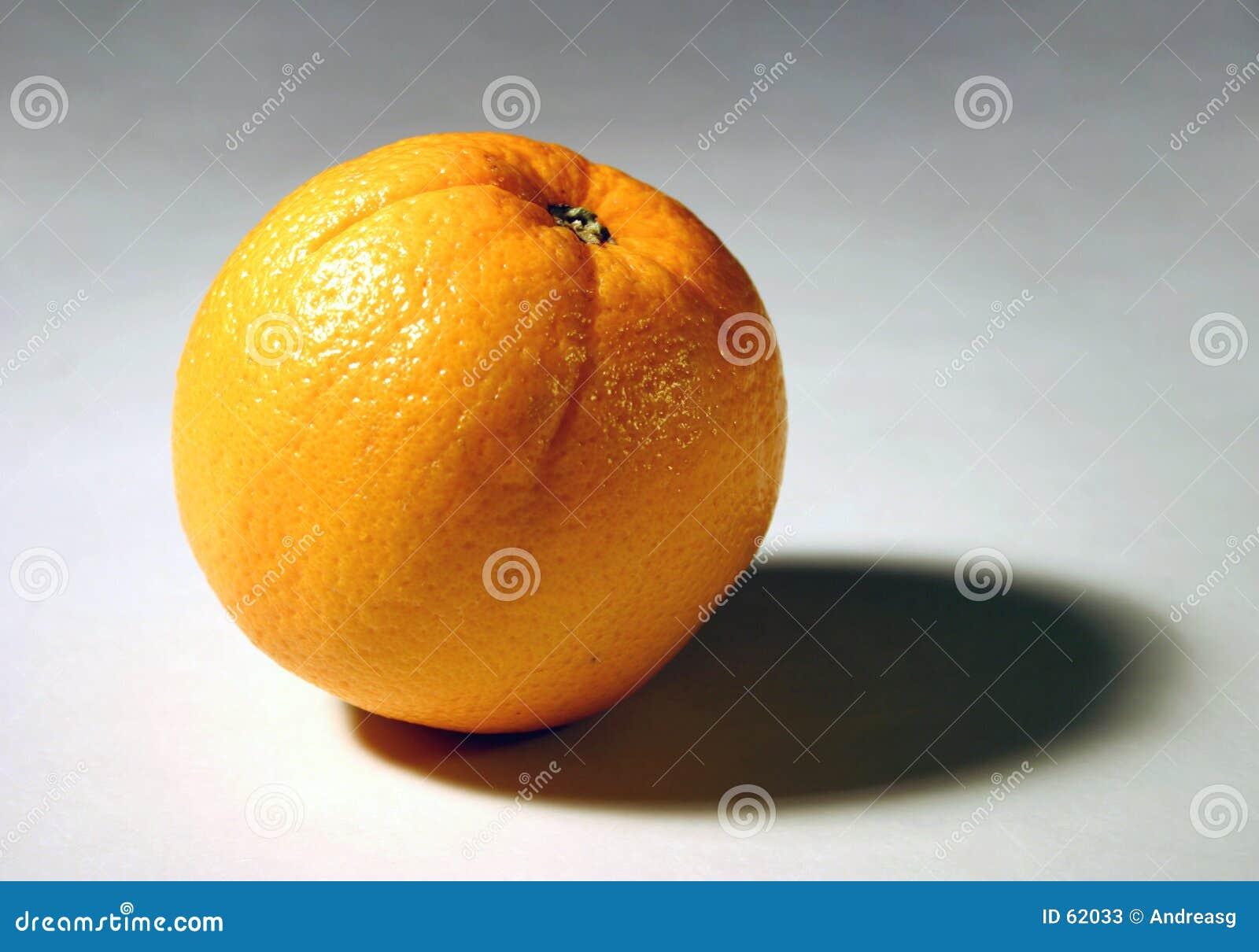 1 laranja