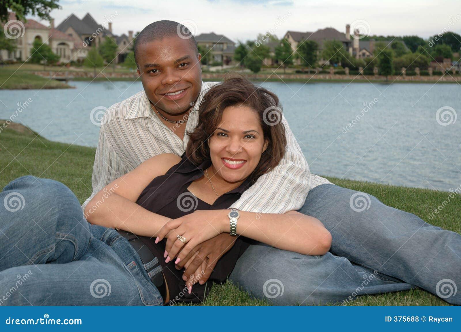 1 lyckliga gift för par