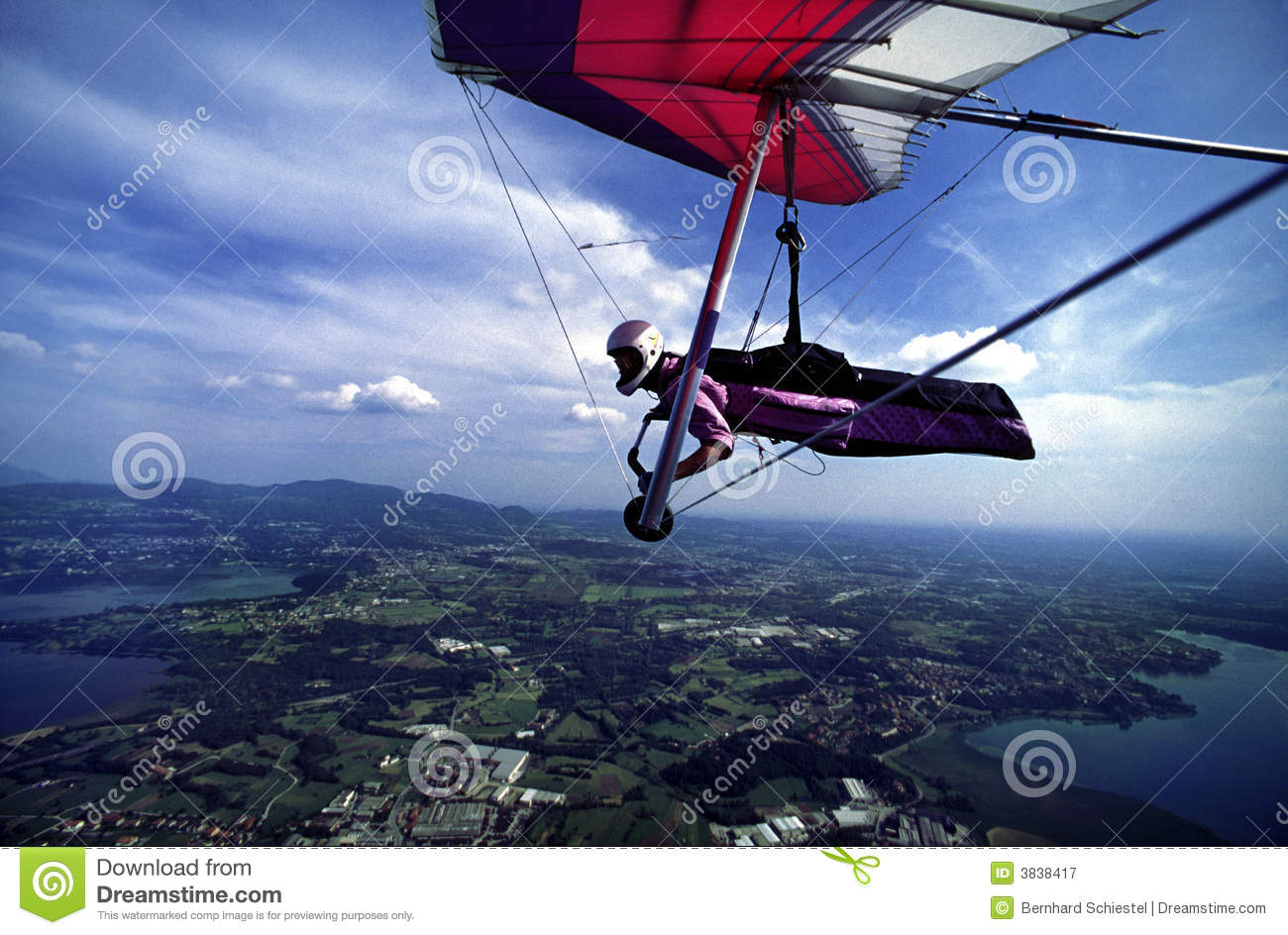 1 norr hanggliding italy