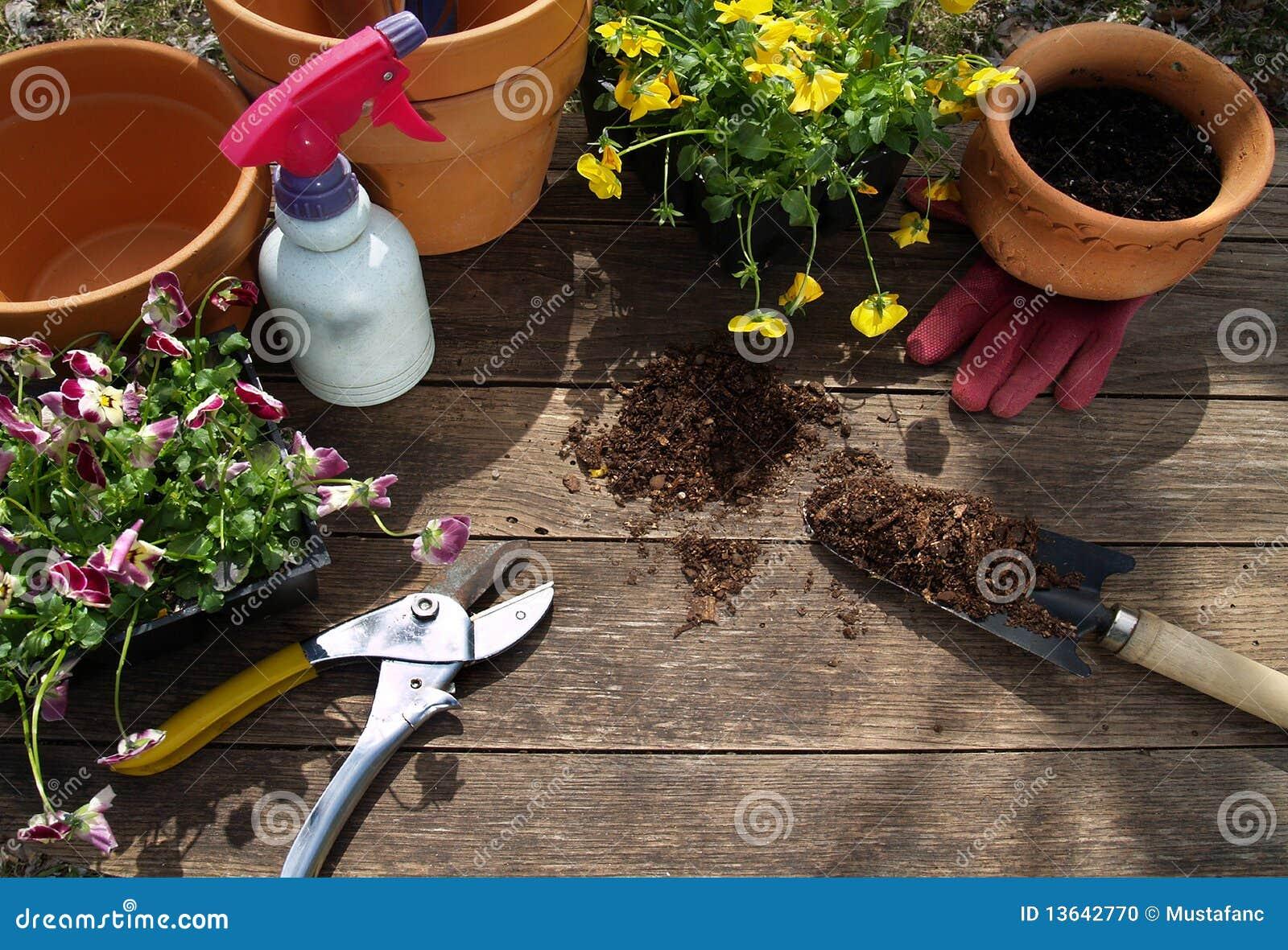 (1) ogrodnictwo