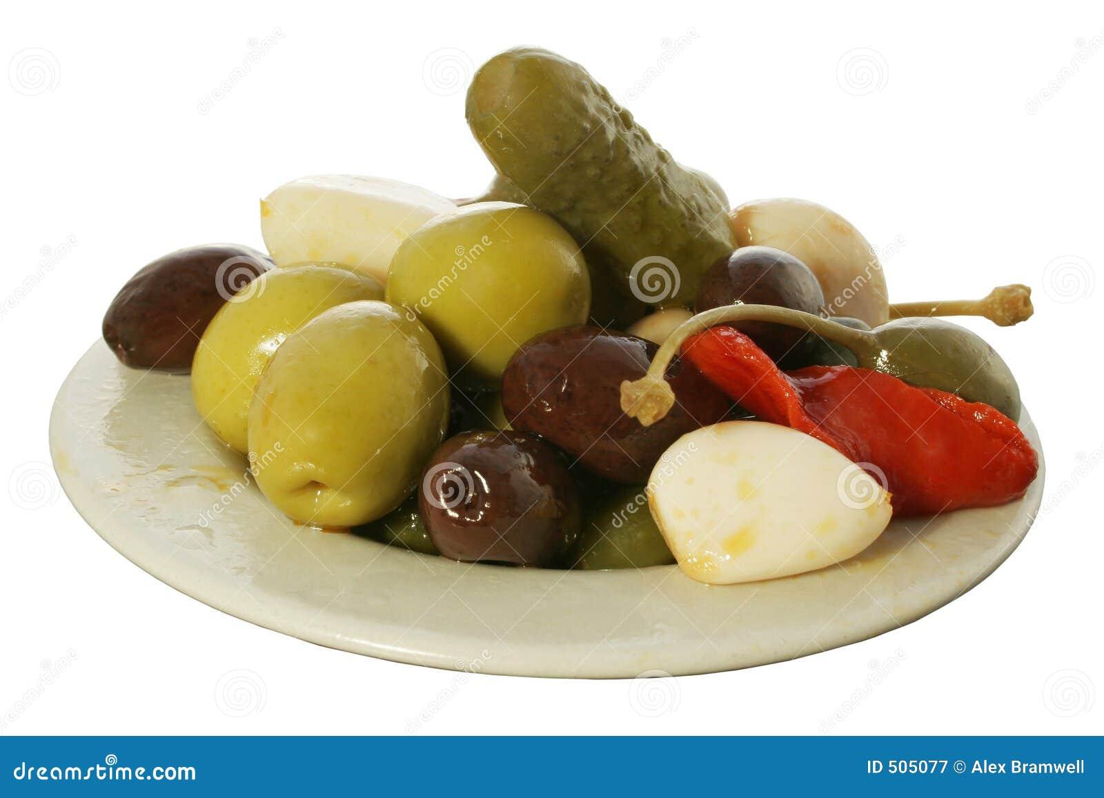 1 olive tapa