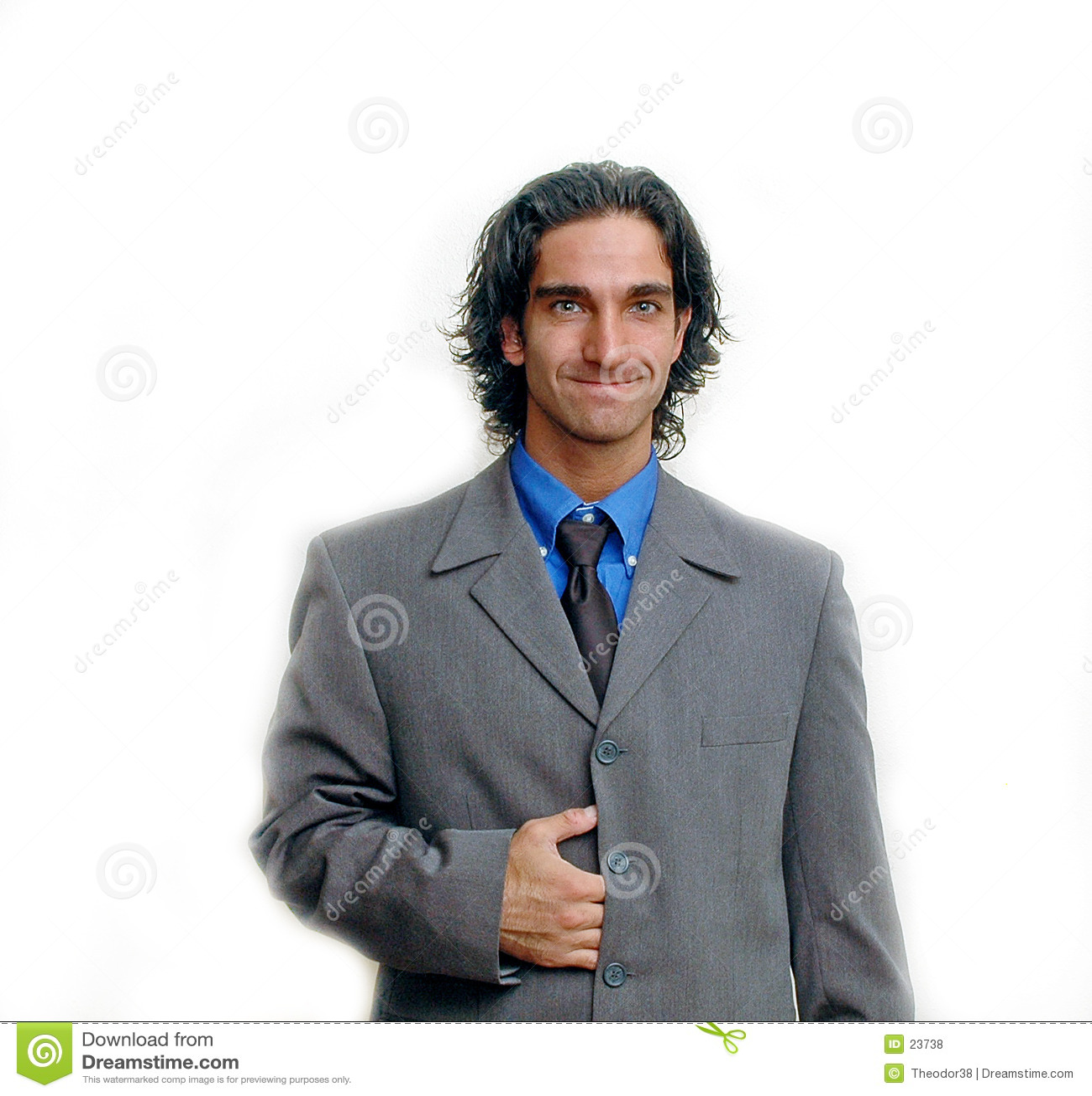 1 portret biznesmena