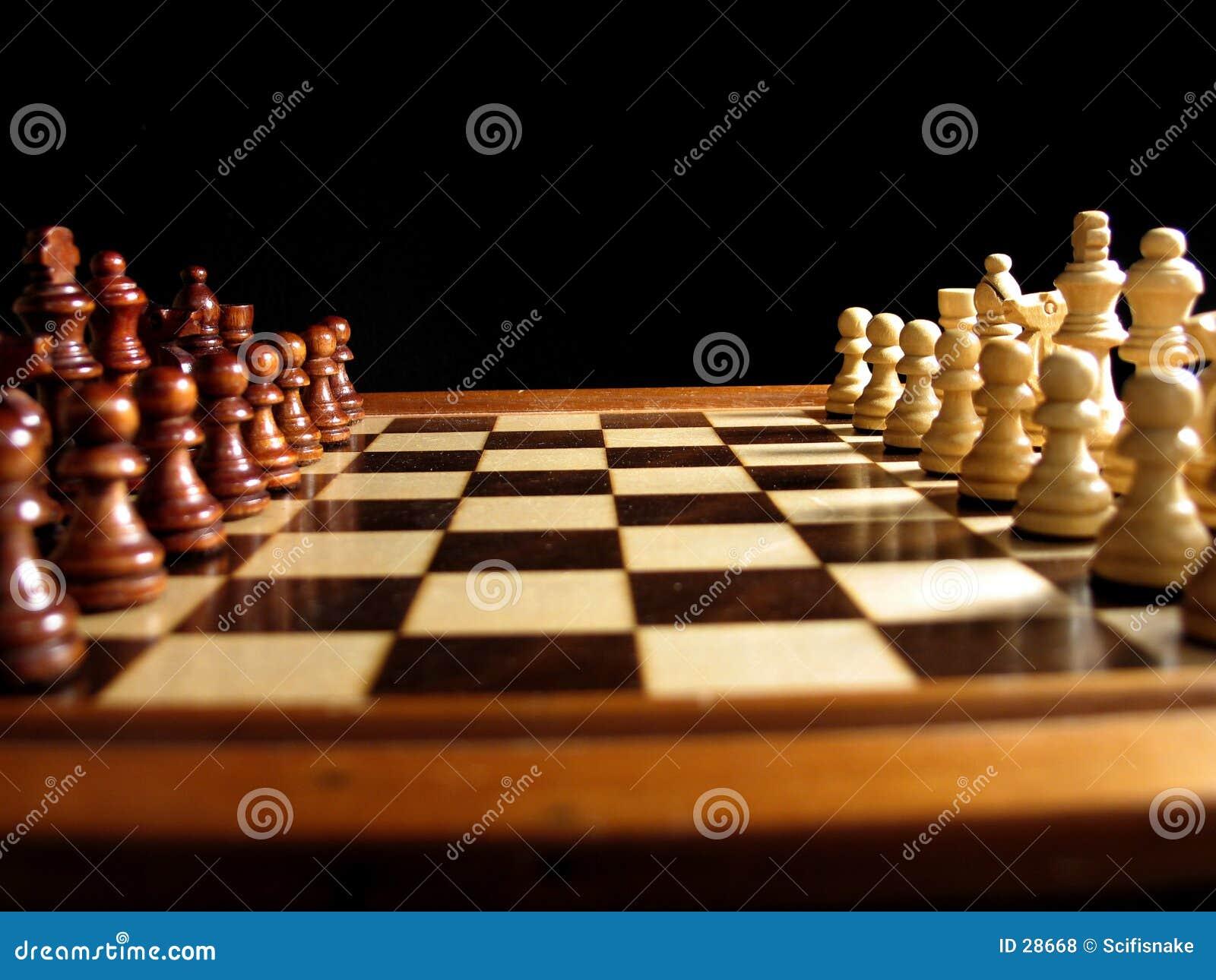 1 schack