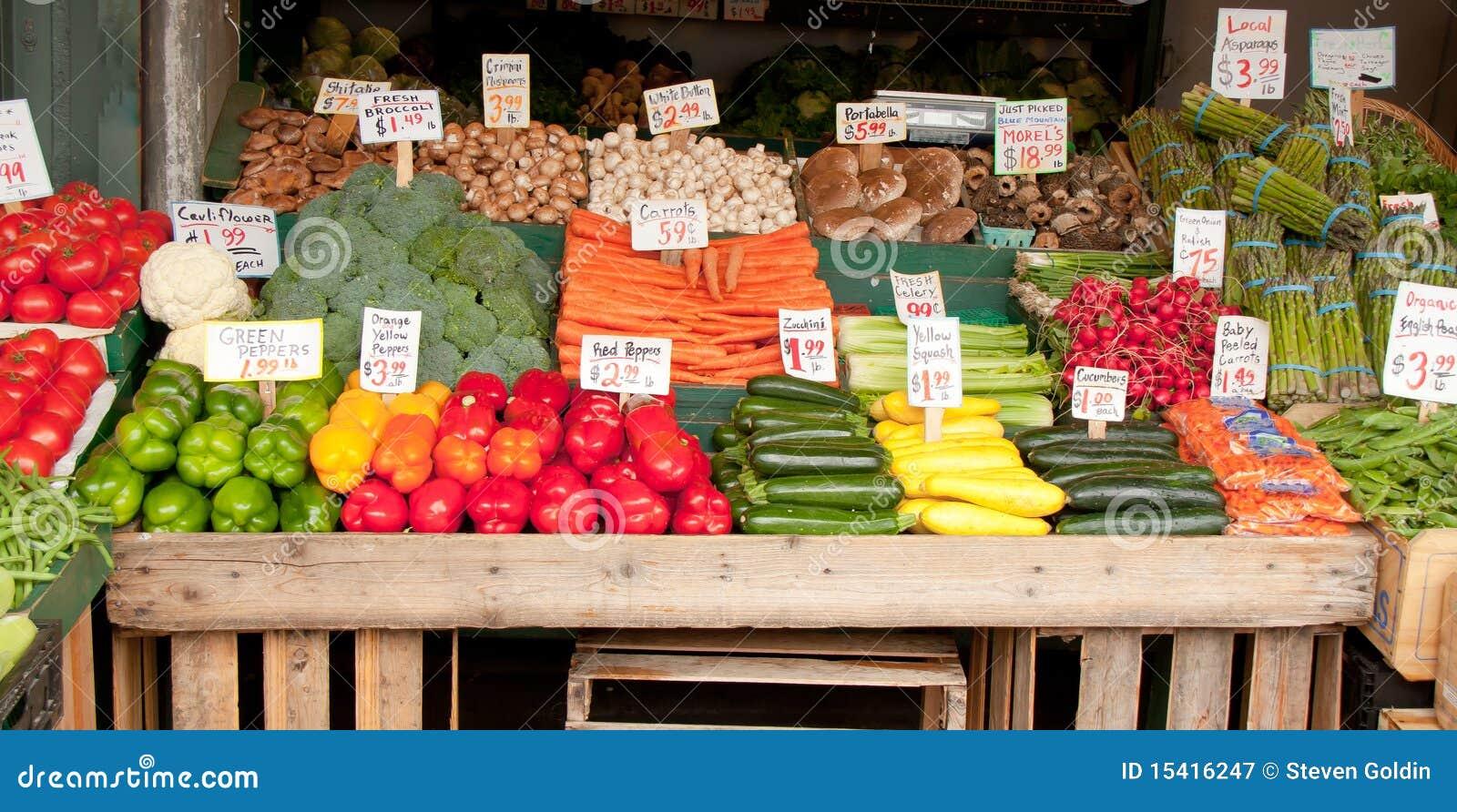 (1) statywowy warzywo