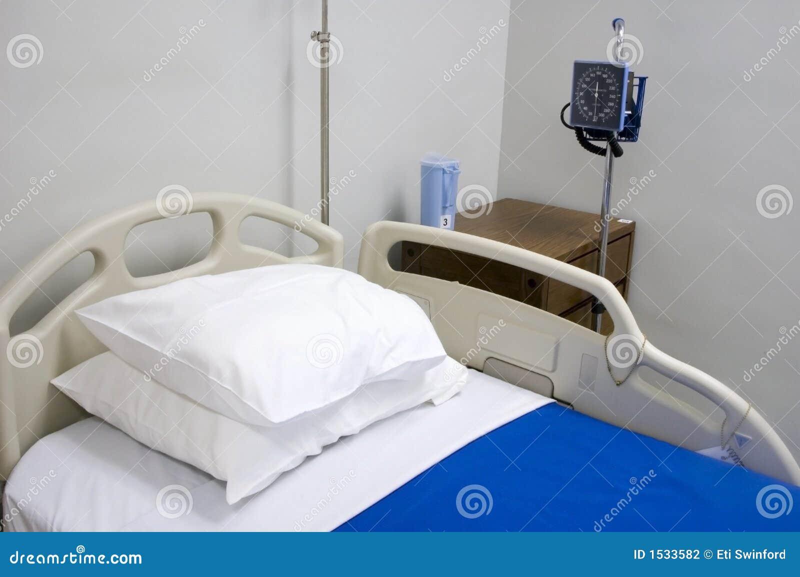 1 szpitala spać