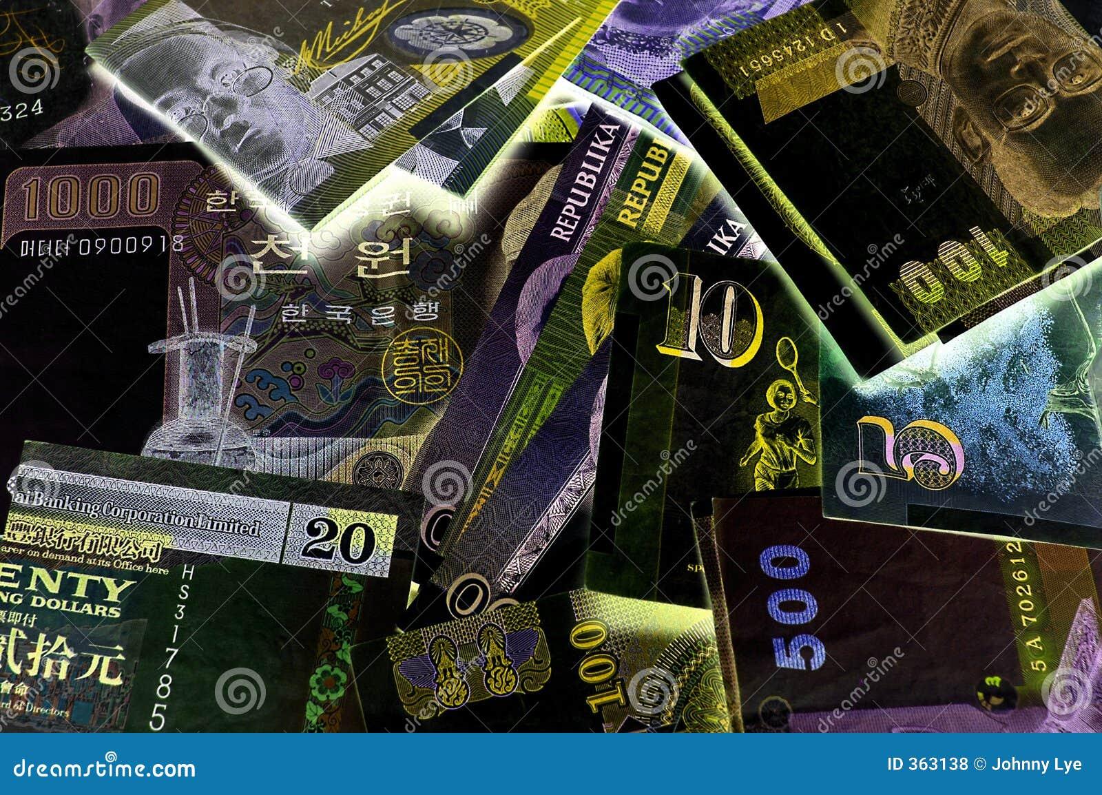 1 valutavärld