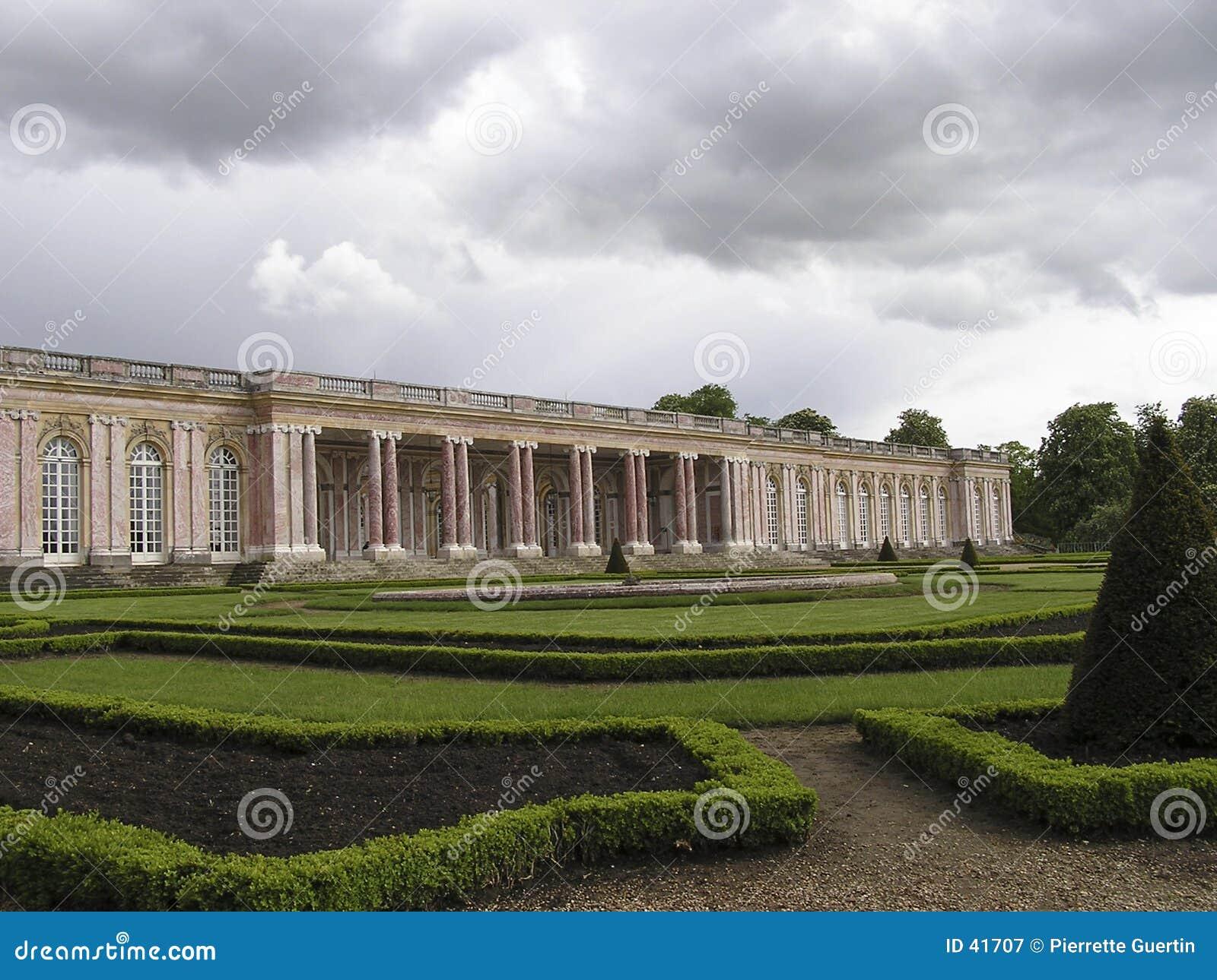 1 Wersal pałacu.