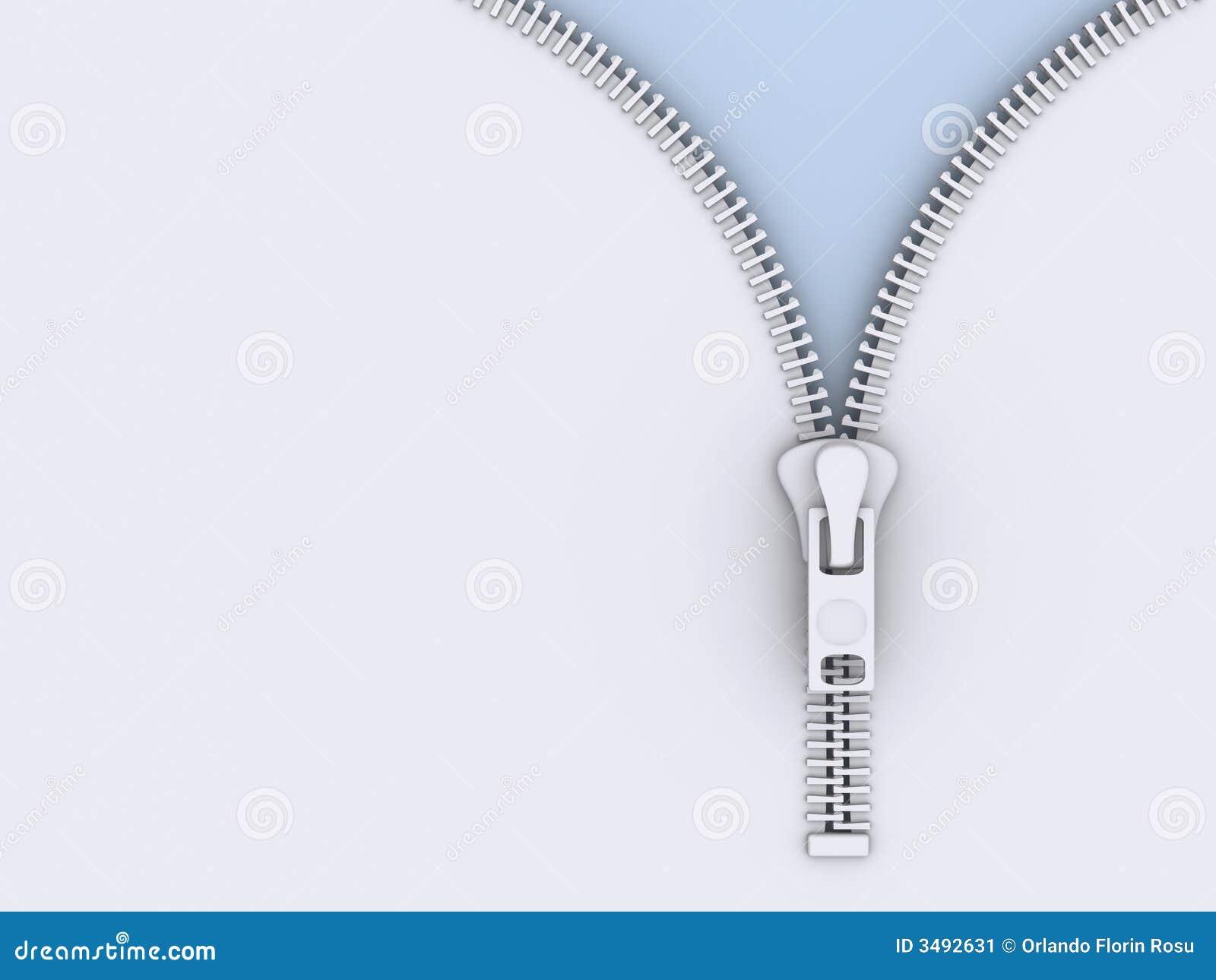 1 zipper