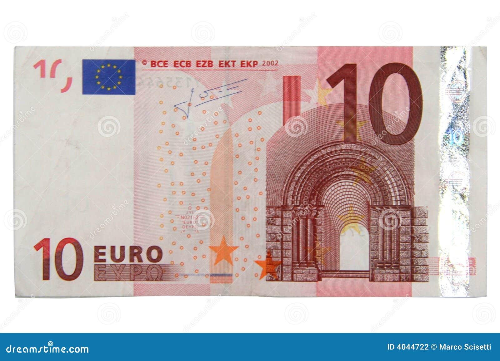 euro de