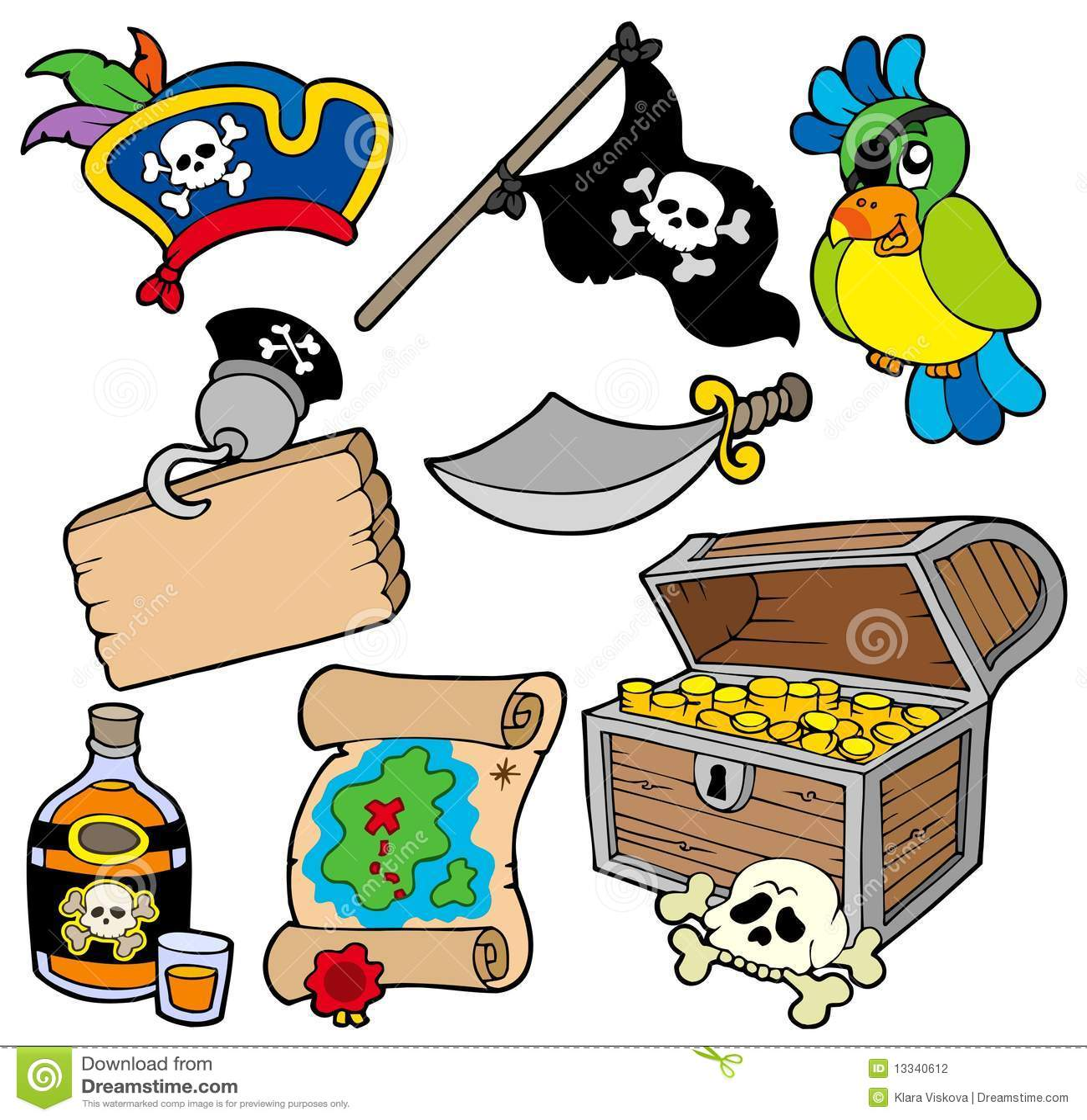 10 inkasowy pirat