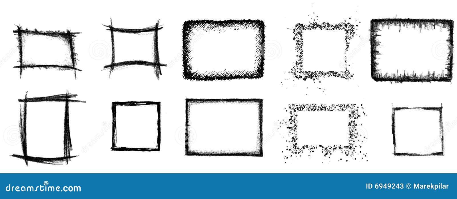 10 künstlerische Felder