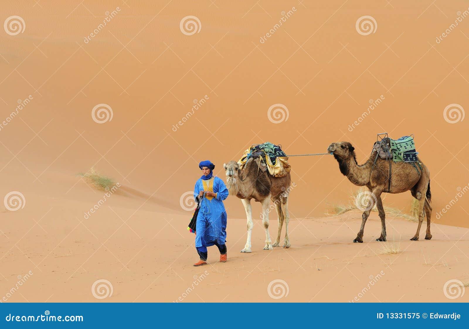 10 pustynny moroccan