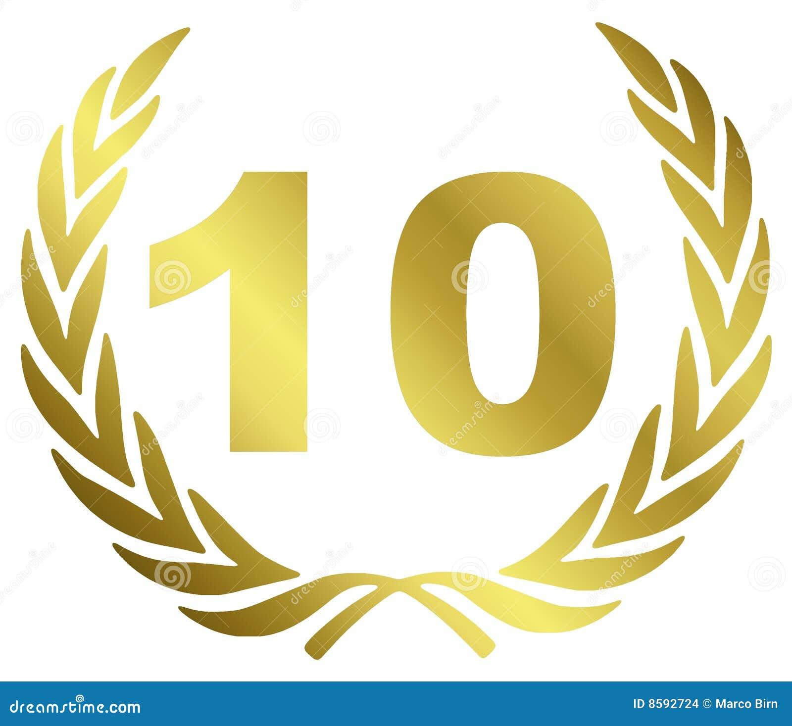 10 verjaardag