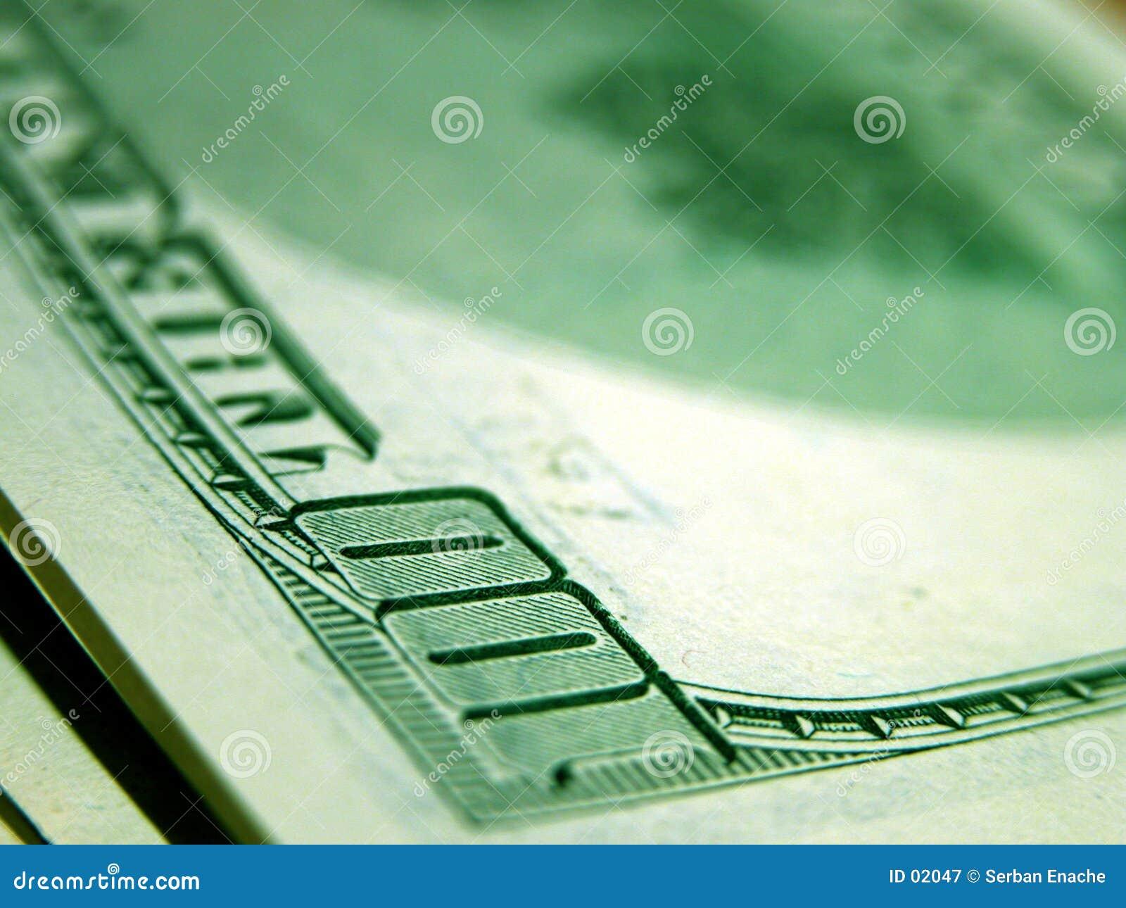 100 долларов счета