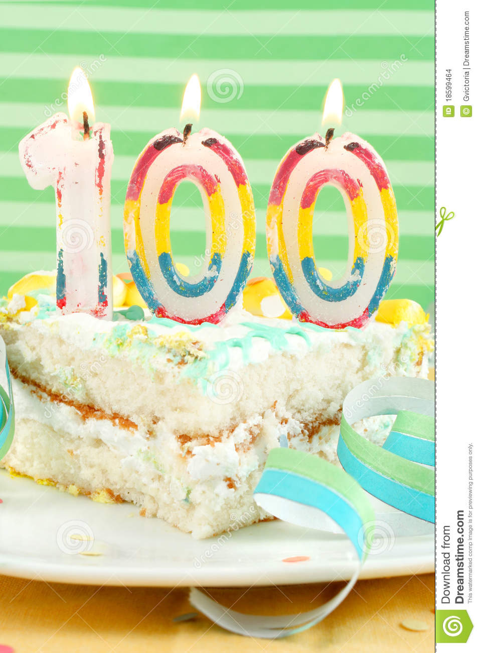 100 Birthday Or Anniversary Cake Stock Images Image