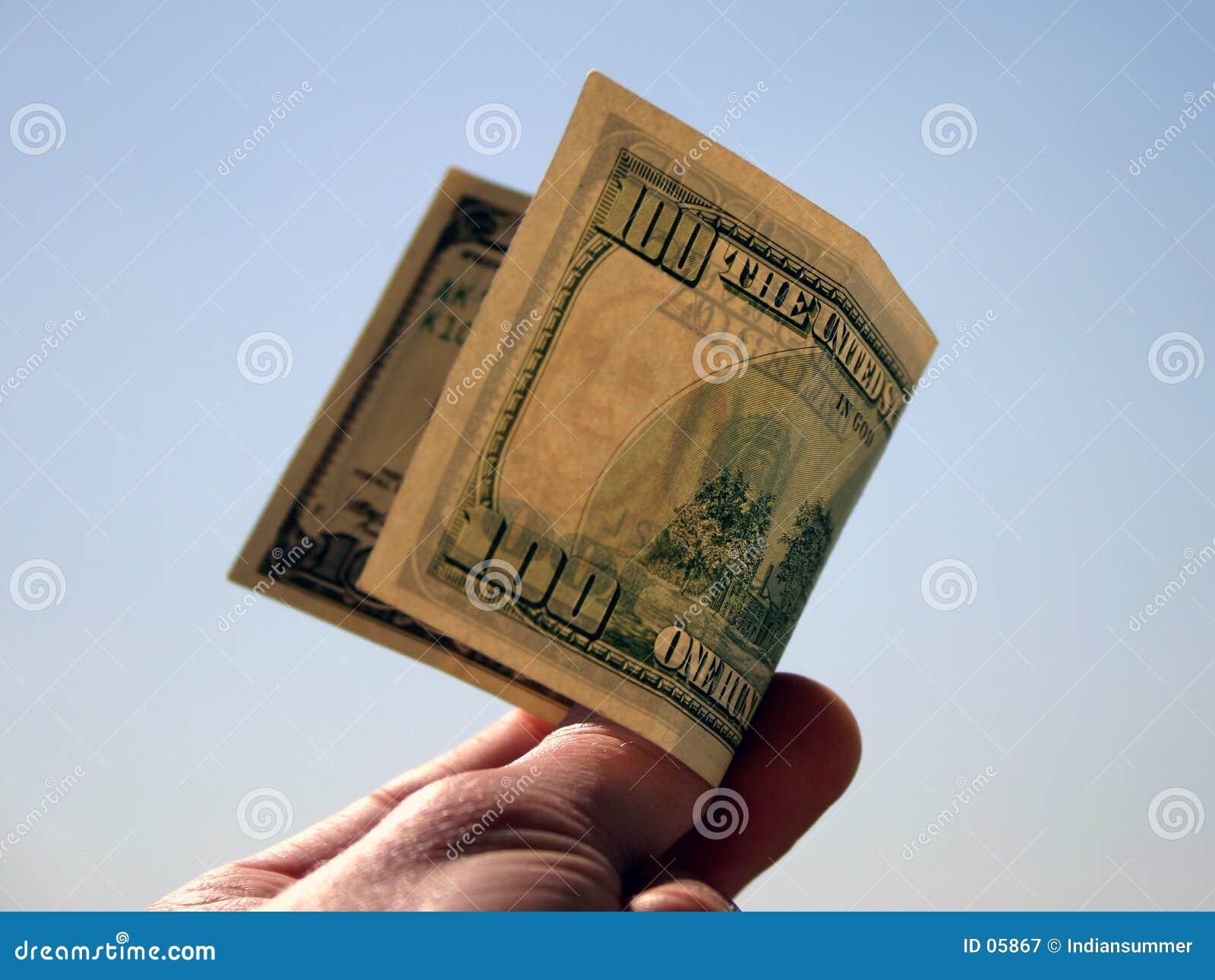 100 Dollarschein