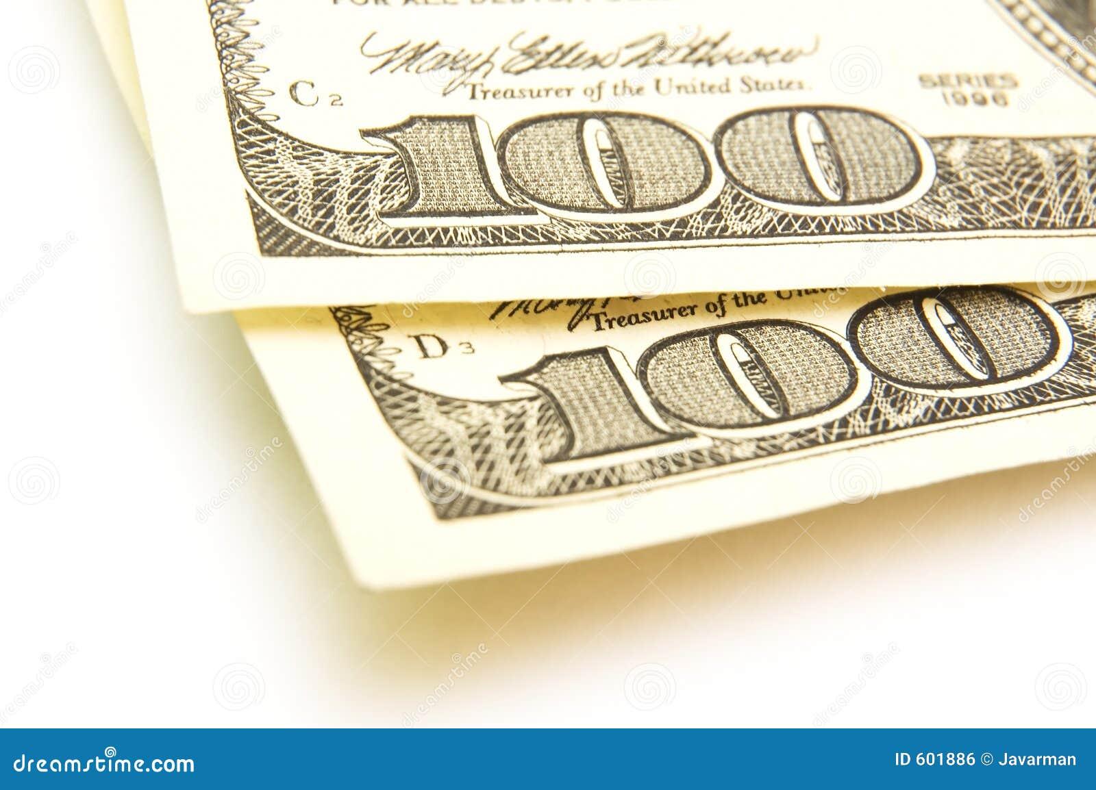 100 dollarsrekeningen