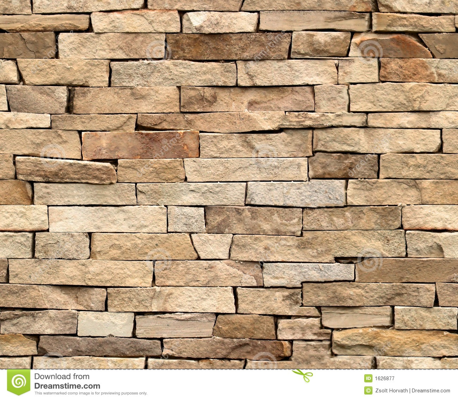 100 Steinwand Des Nahtlosen Tiling Lizenzfreie