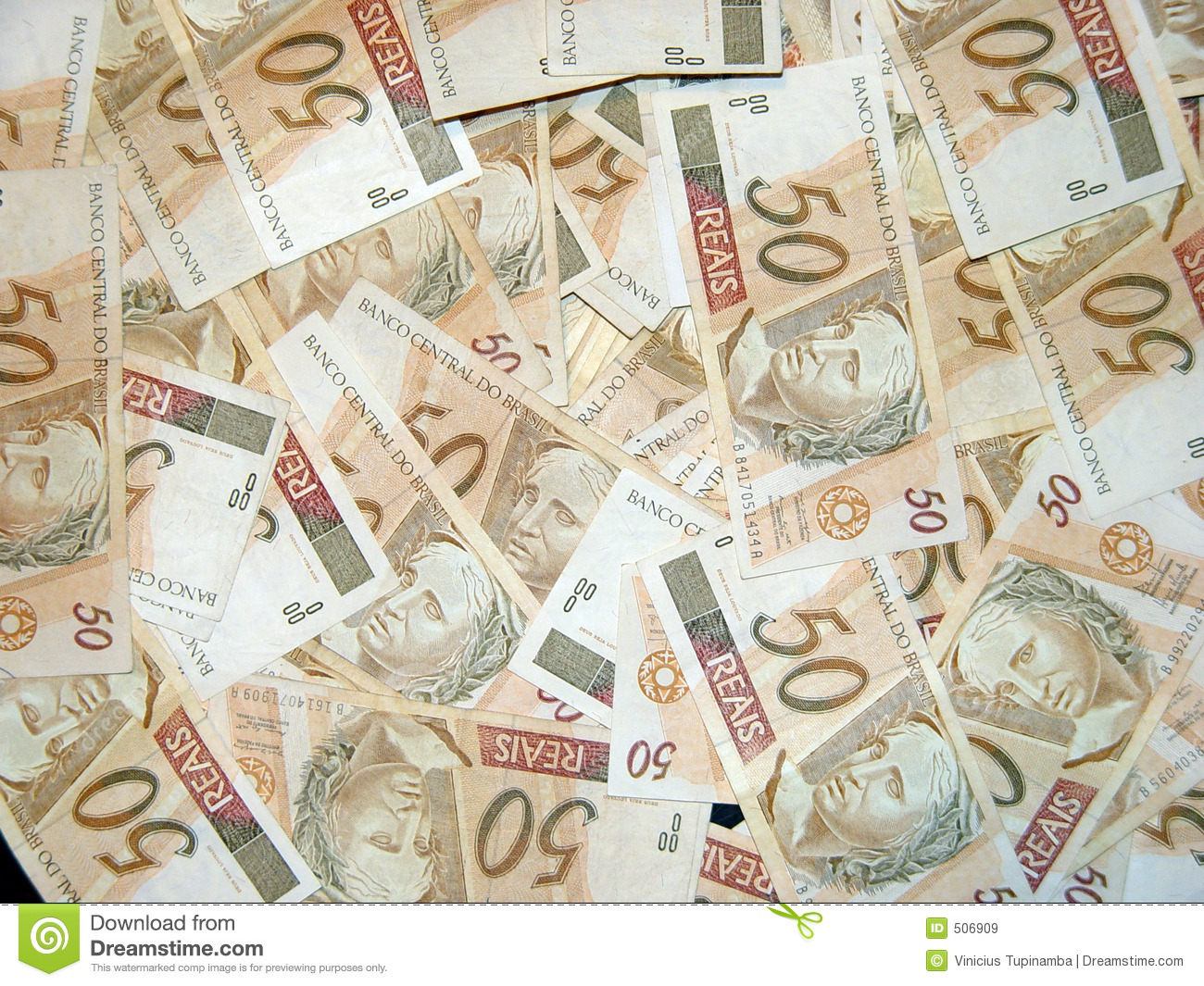 1000 Reais Royalty Free Stock Images - Image: 506909