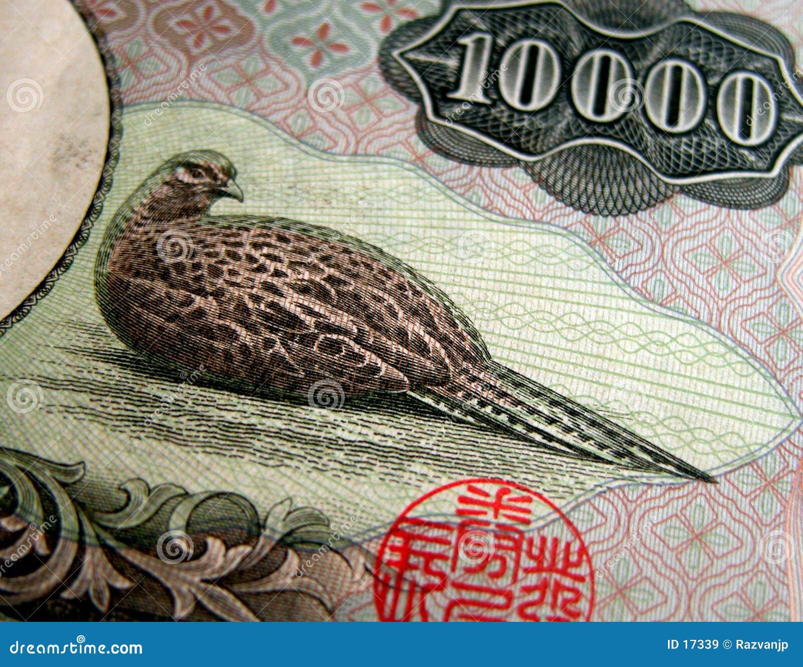 10000 иен текстуры