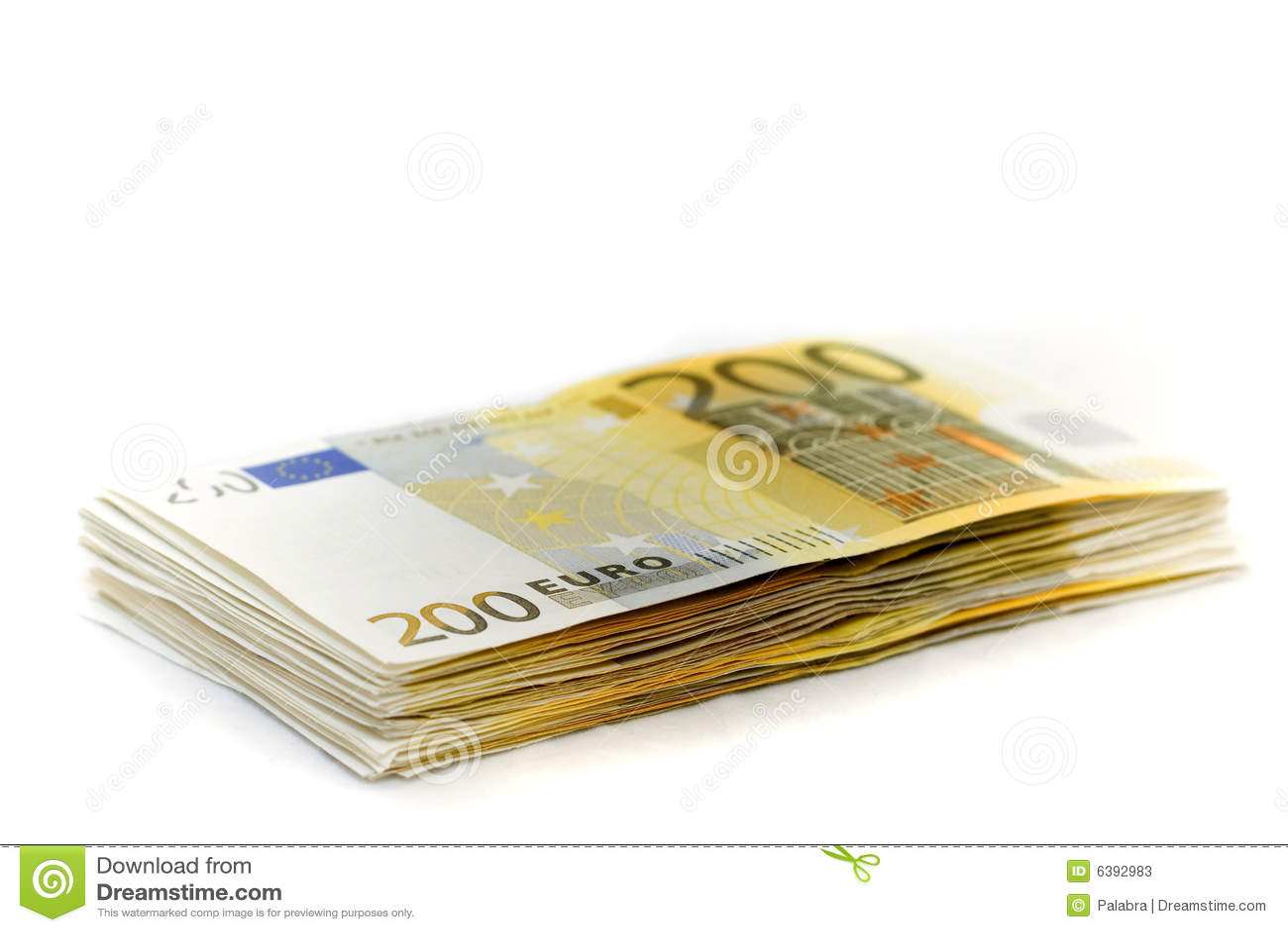 10000 euro on a heap stock photos image 6392983. Black Bedroom Furniture Sets. Home Design Ideas